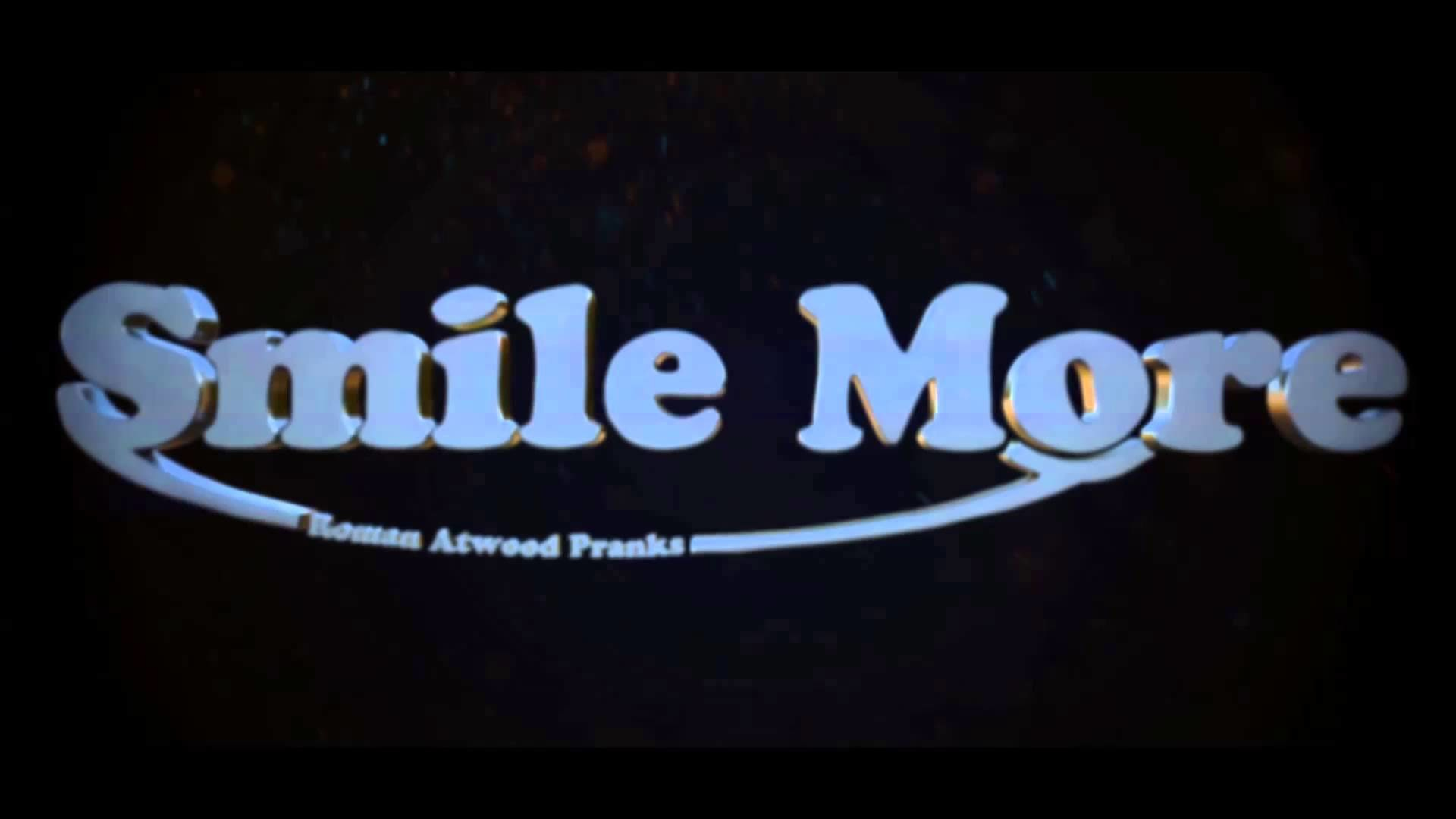 #RomanAtwood SMILE MORE – (OFFICIAL SONG) HD – YouTube
