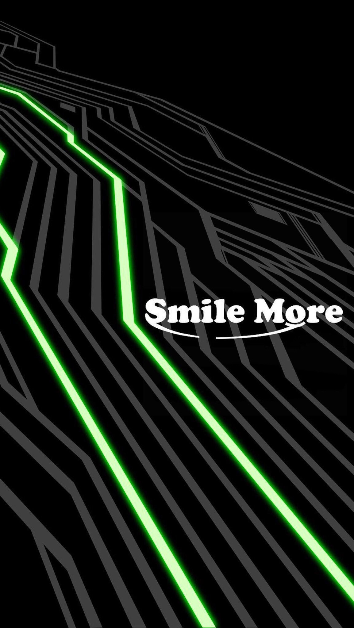 Smile More #romanatwood #smilemore #iphone #wallpapers