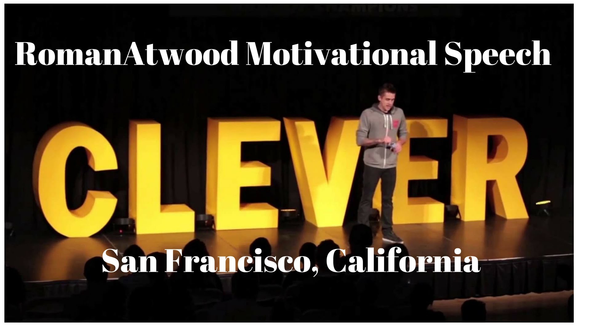 Roman Atwood Motivational Speech & Life Story – Smile More :)