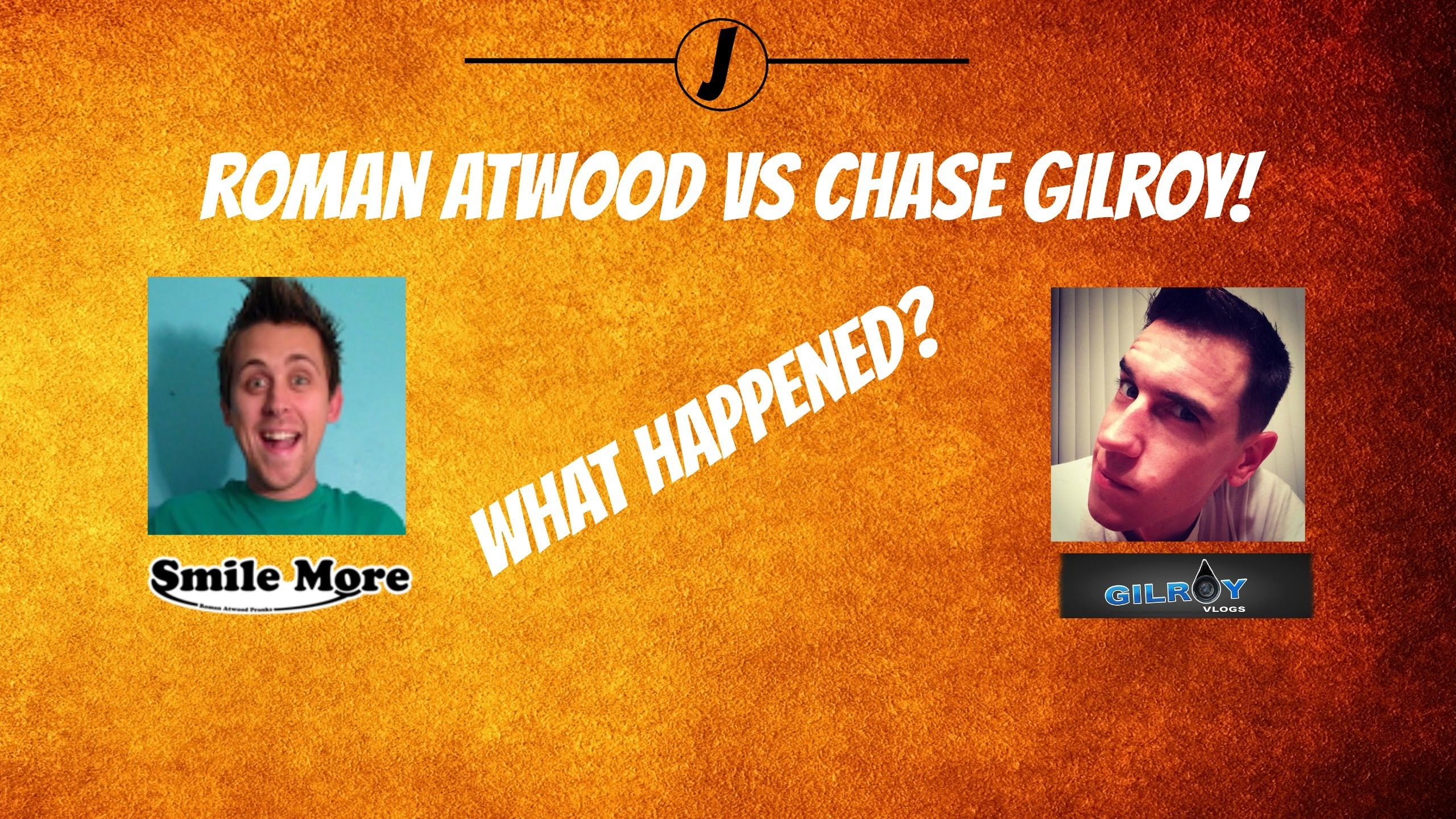 WHAT HAPPENED BETWEEN ROMAN ATWOOD AND CHASE GILROY? (CONSPIRACY) – YouTube