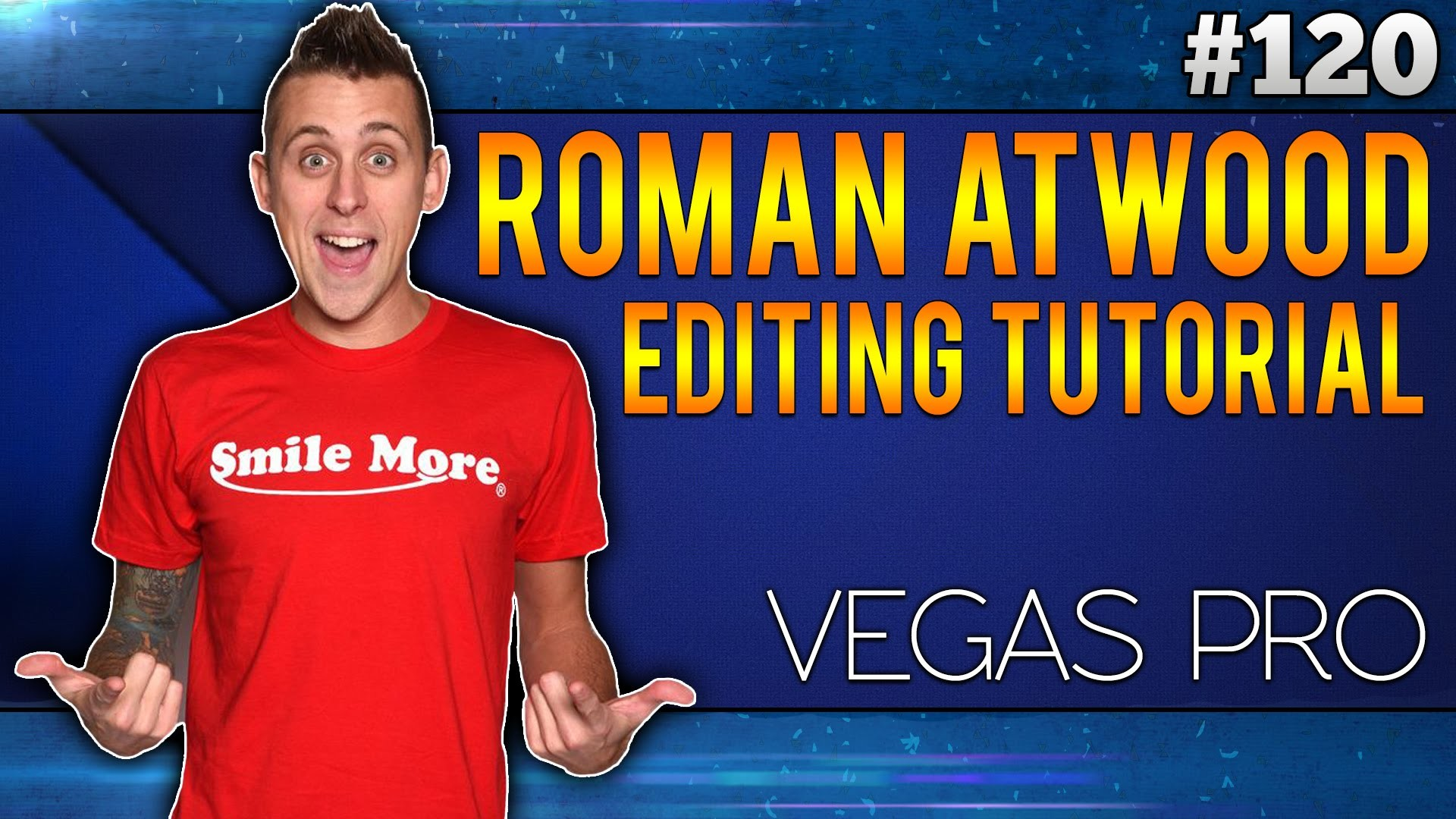 Sony Vegas Pro 13: How To Edit Vlogs Like Roman Atwood – Tutorial #120 –  YouTube