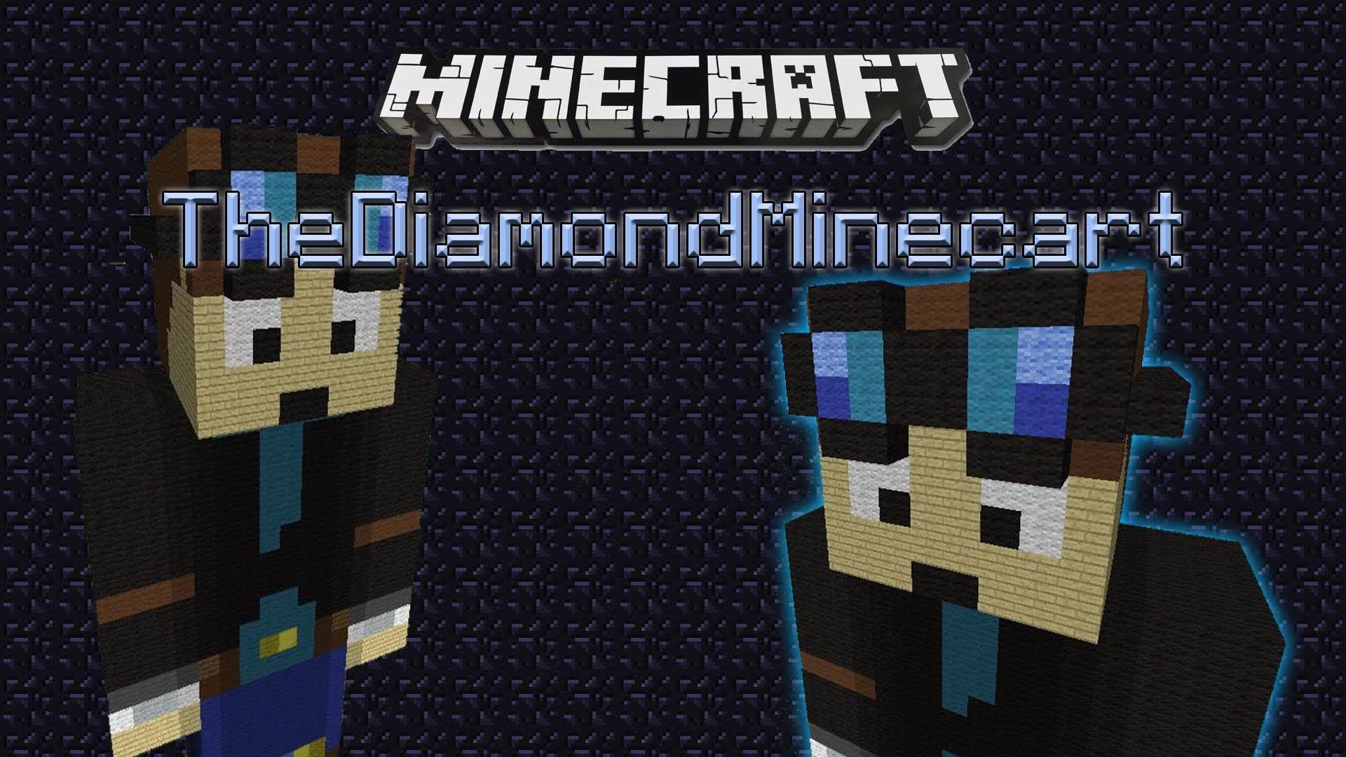 MineHouse #1 DanTDM a.k.a TheDiamondMinecart – YouTube