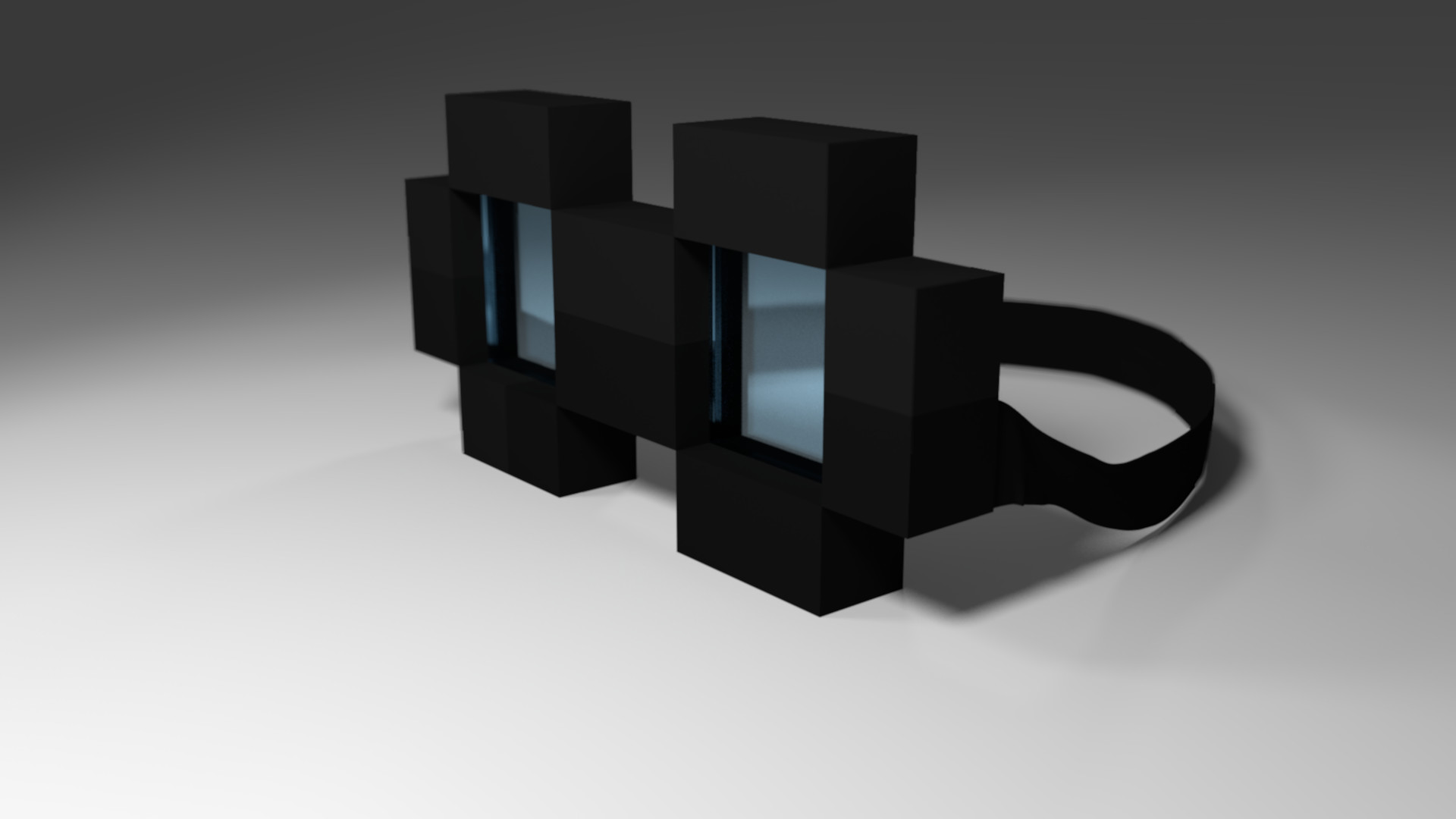 Video Game – Minecraft Goggles Wallpaper