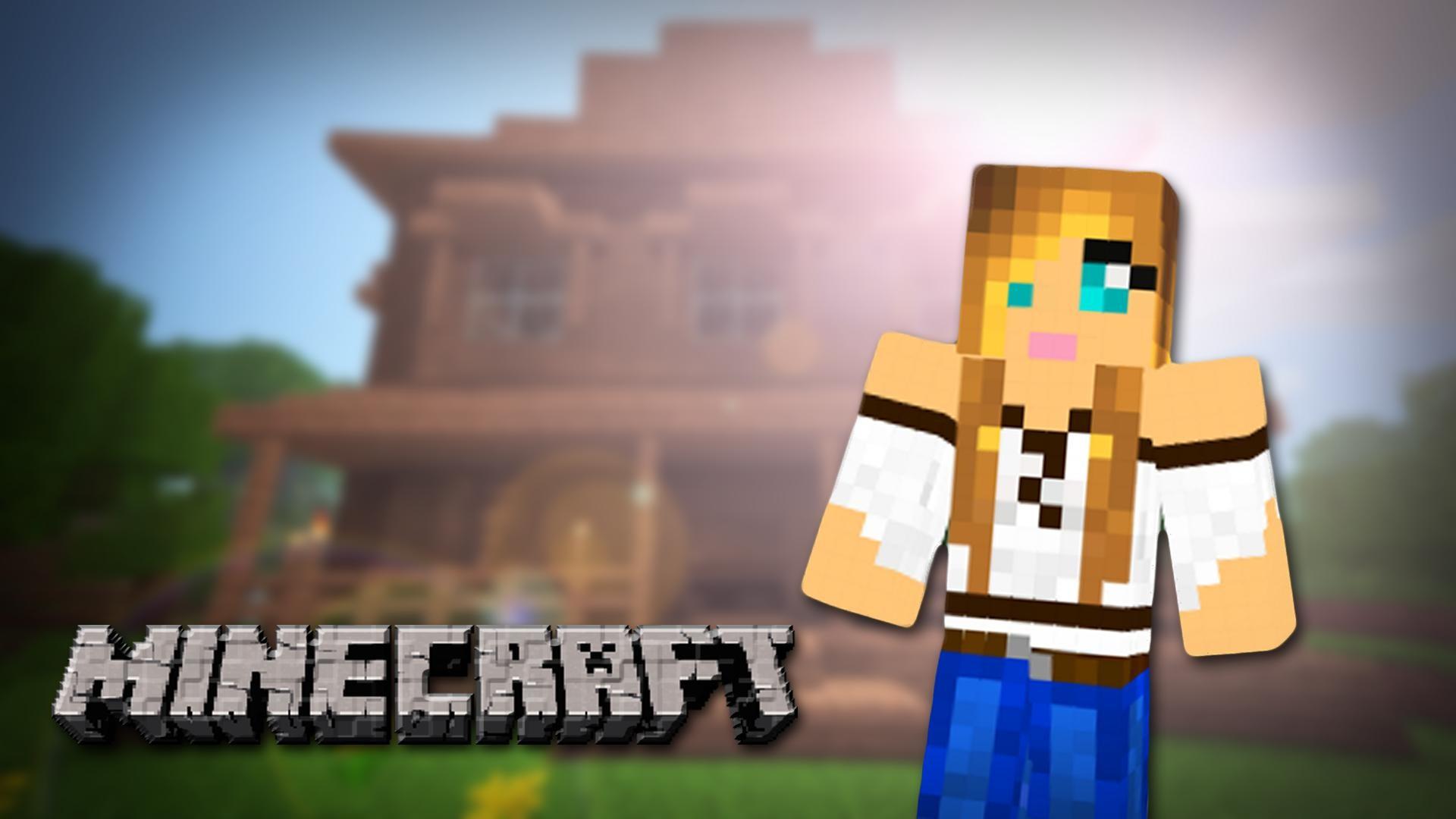 <b>Minecraft Girl Skins</b> | Finn Fan <b>