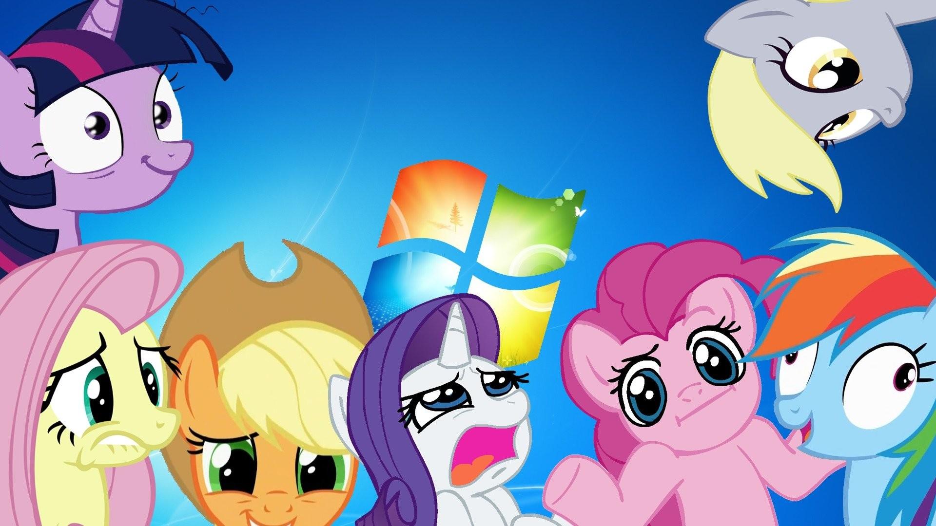 My Little Pony Windows Is Magic 392854 …