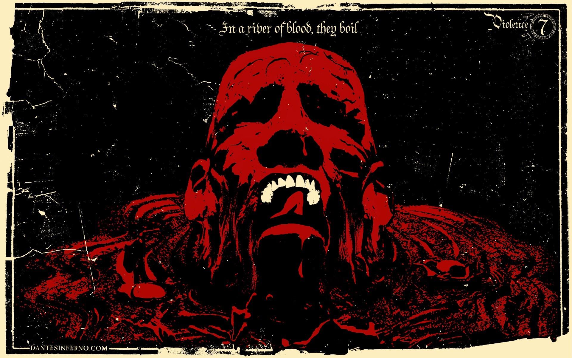 Dante's Inferno wallpaper 72620