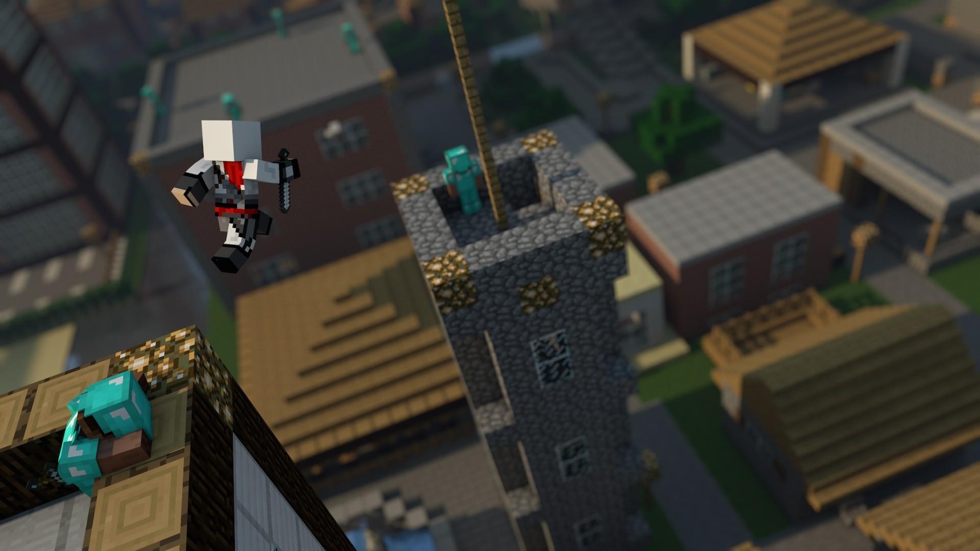 <b>Minecraft Wallpapers</b> HD / <b>Desktop<