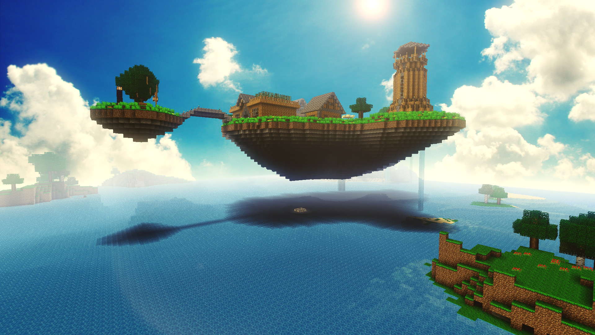 406 Minecraft HD Wallpapers | Backgrounds – Wallpaper Abyss