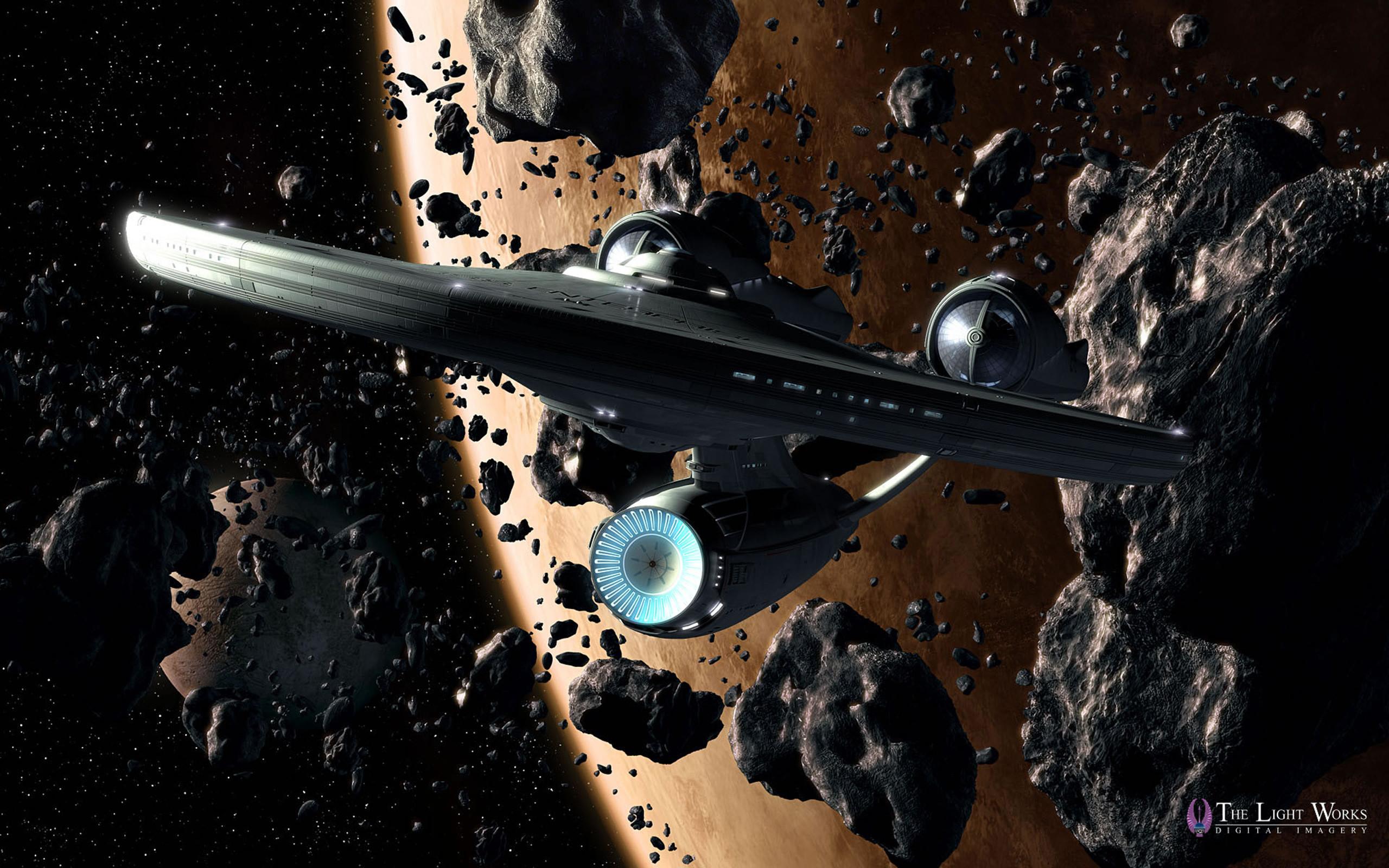 3d star trek enterprise wallpaper -#main