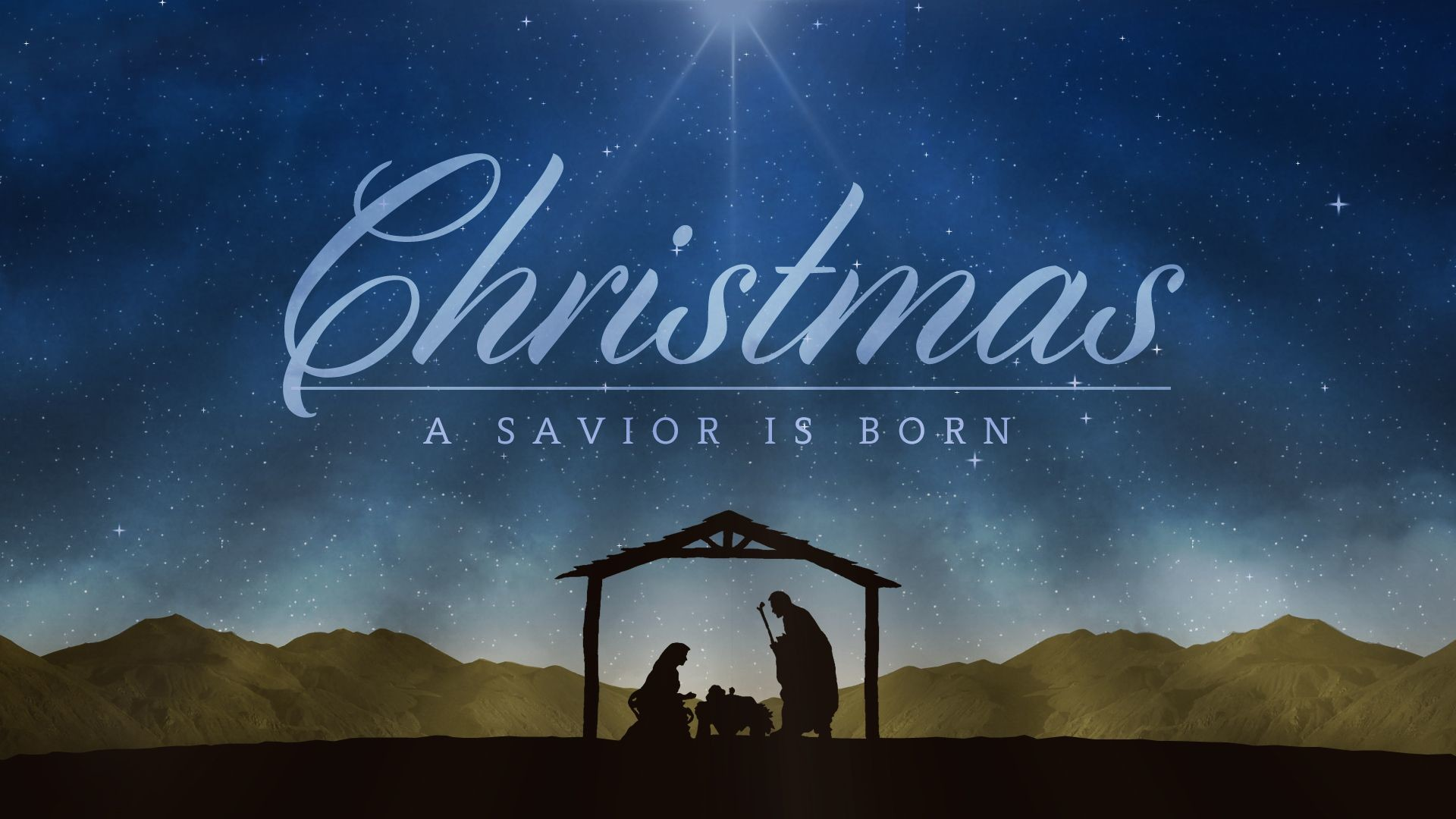 Christian Christmas Backgrounds – Wallpaper Cave