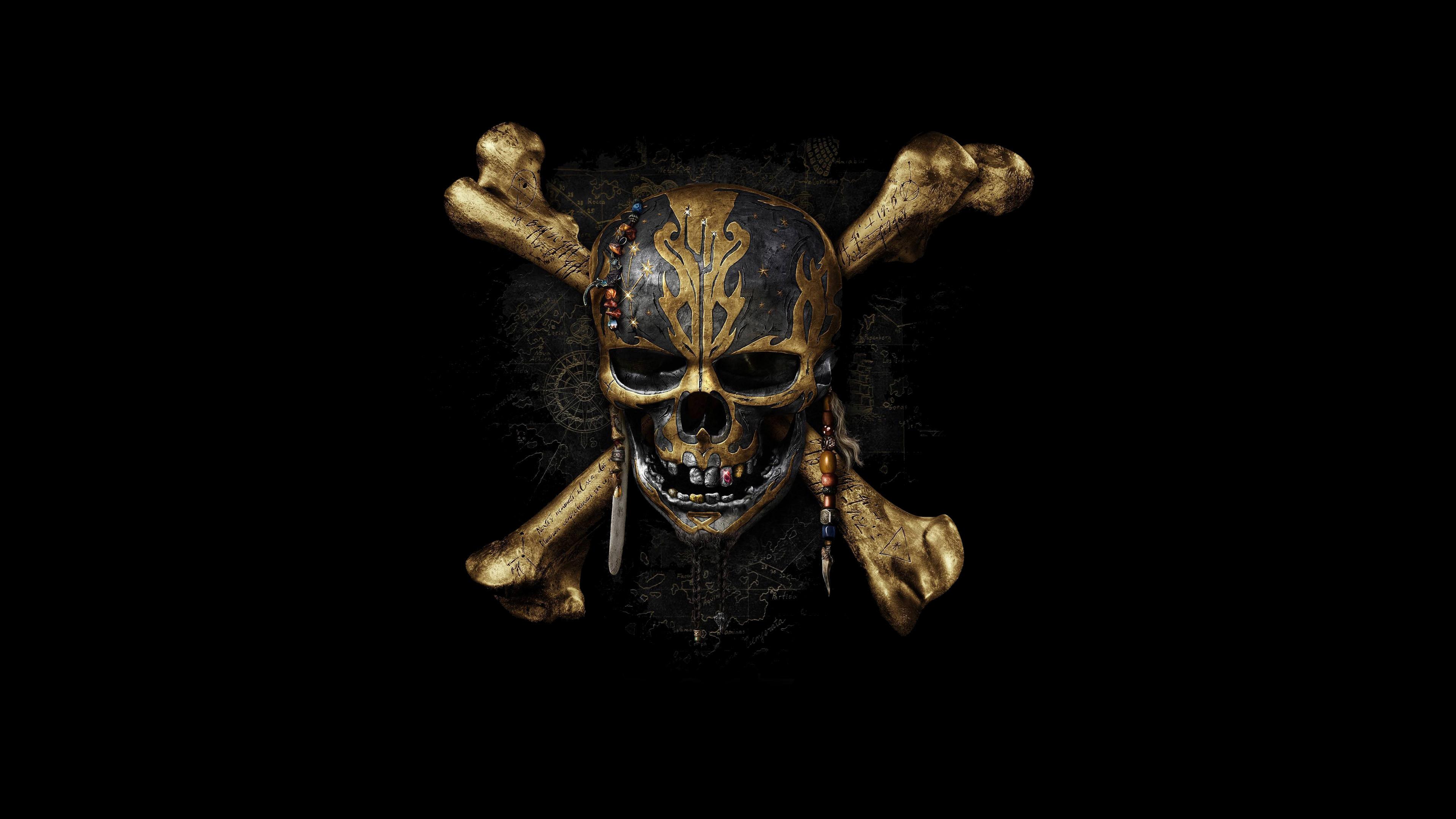 … wallpaper pirates of the caribbean dead men tell no tales 2017 …
