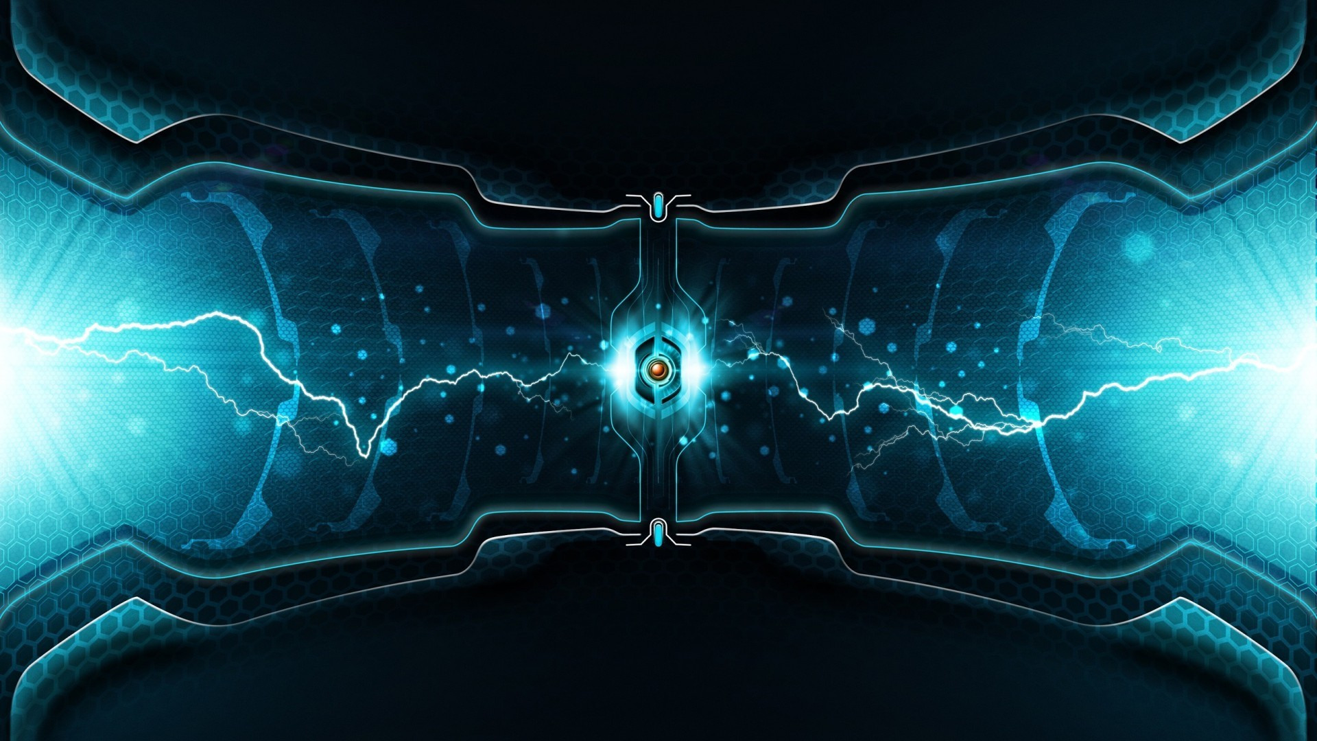 Sci Fi Abstract Wallpaper Picture