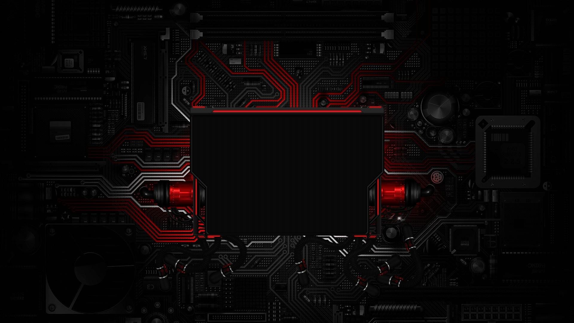 … Hi Tech Wallpaper 12 …