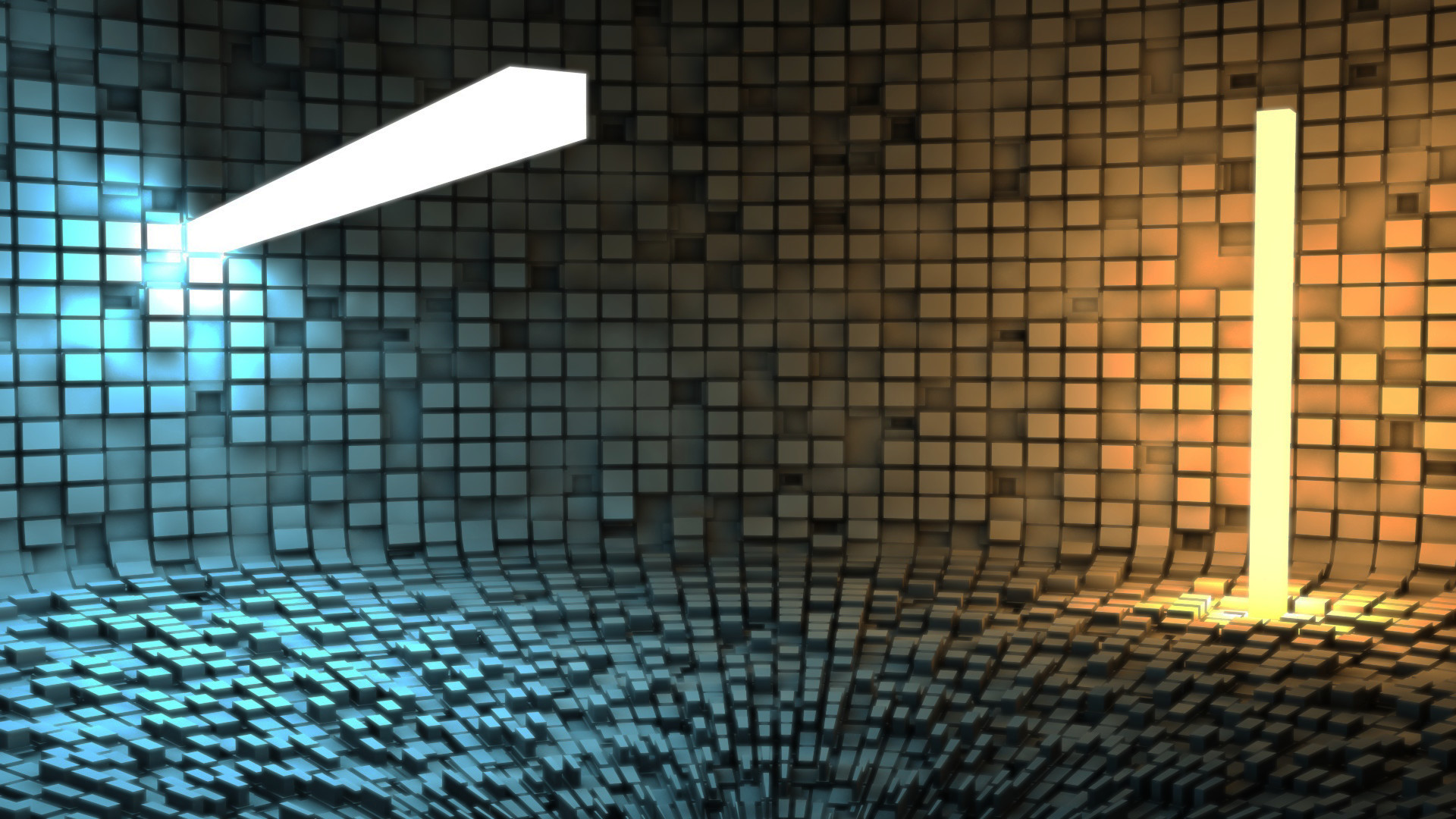 20+ Tech-tastic 3D Wallpapers To Rock Your Paltry Desktop – SolidSmack