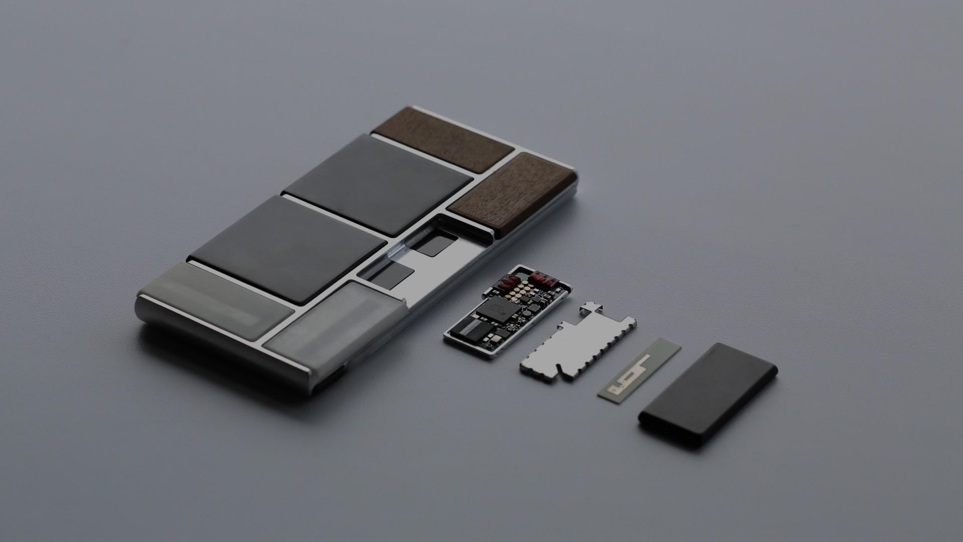 Wallpaper project ara, phone, hi-tech