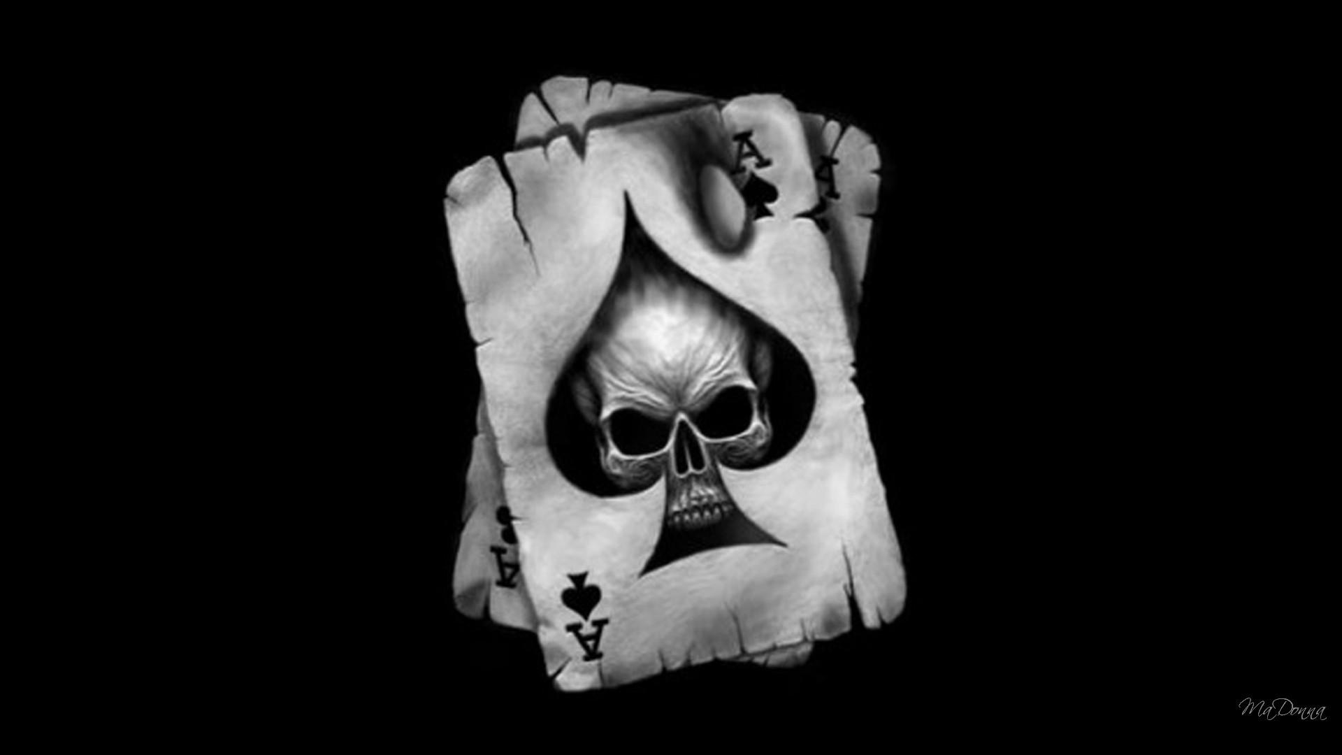 Download Ace Of Skulls Wallpaper | Full HD Wallpapers