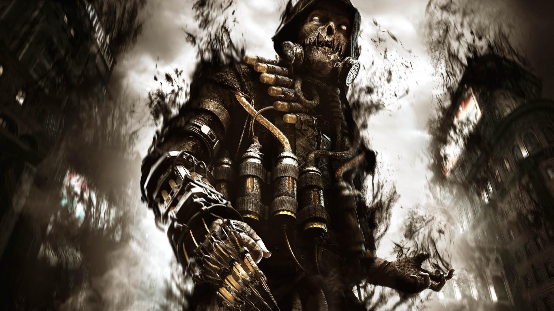 Batman Arkham Knight, Skull,
