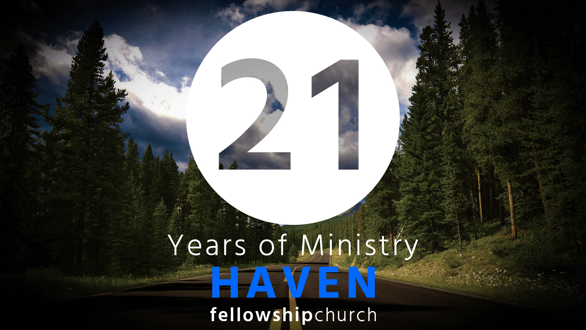 Join us as we celebrate our 21st Anniversary at Haven Fellowship Church. We  would love to have past and present members and friends join us for worship  at …