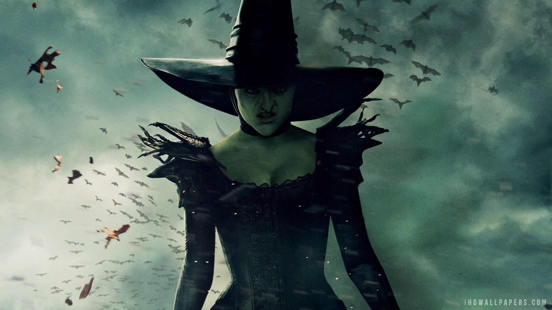 Wicked Witch Wallpaper