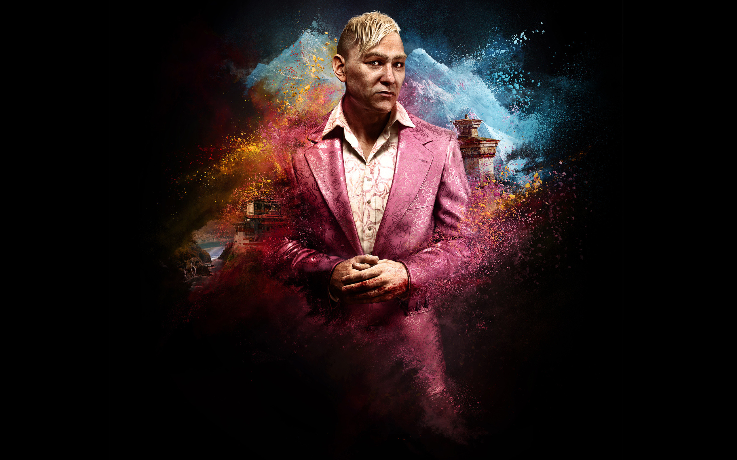 King Pagan Min in Far Cry 4 Wallpapers | HD Wallpapers