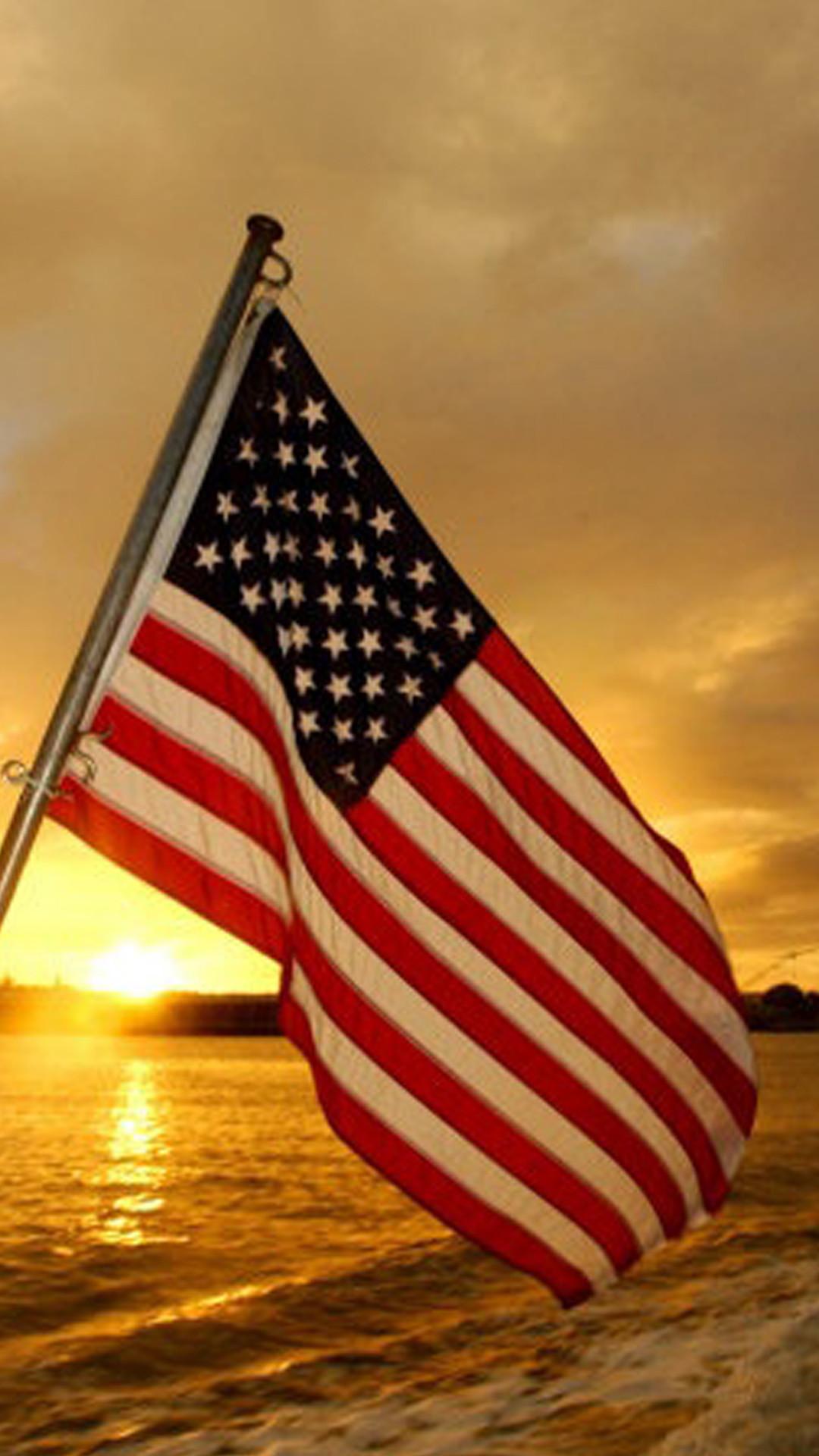 American Flag ios 10 wallpaper American Flag ios 9 wallpaper iphone 6
