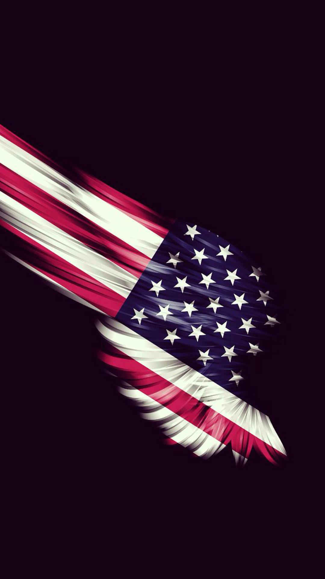 American Flag iphone 7 wallpaper