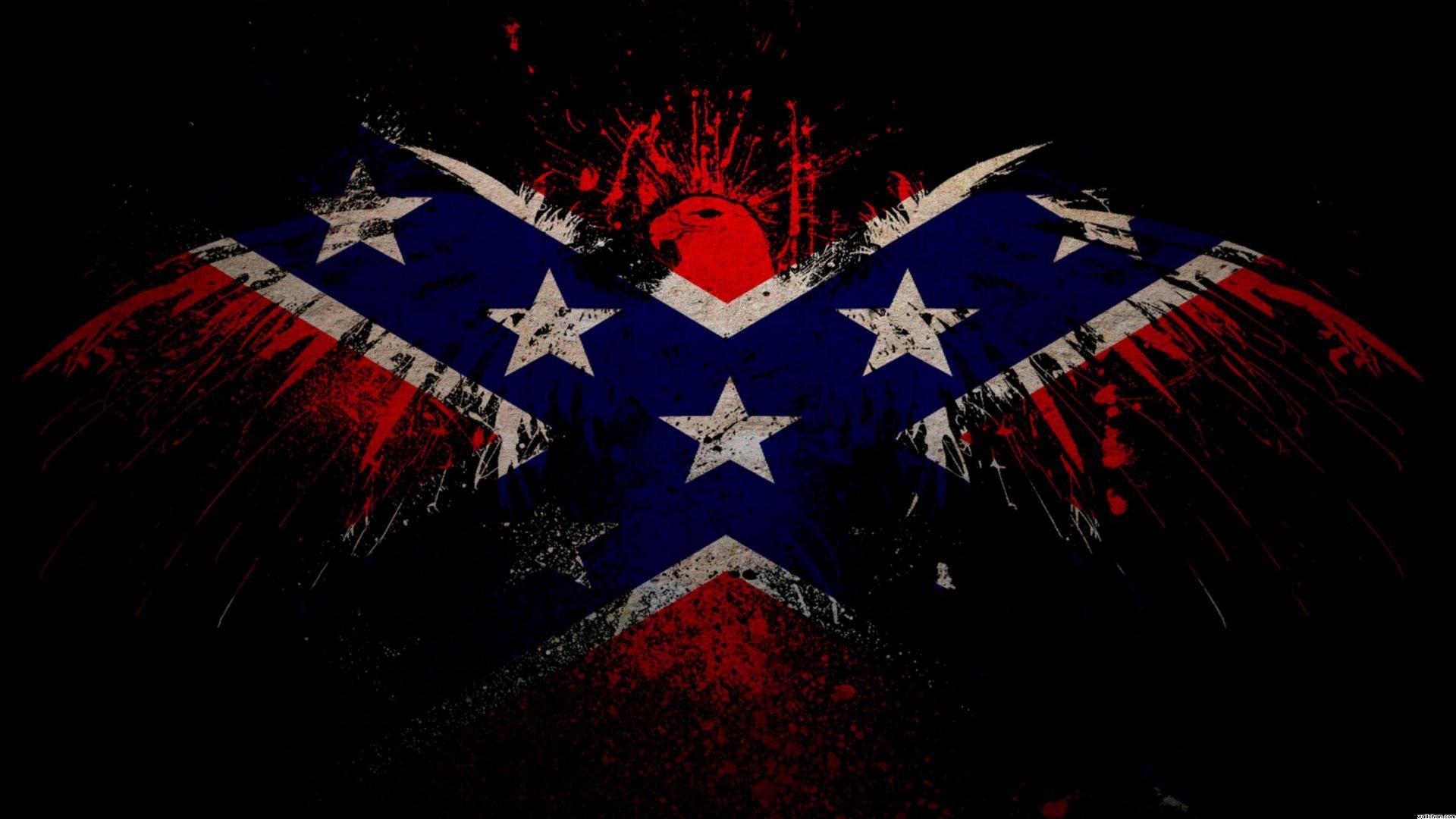 Rebel Flag Wallpaper Layouts Backgrounds