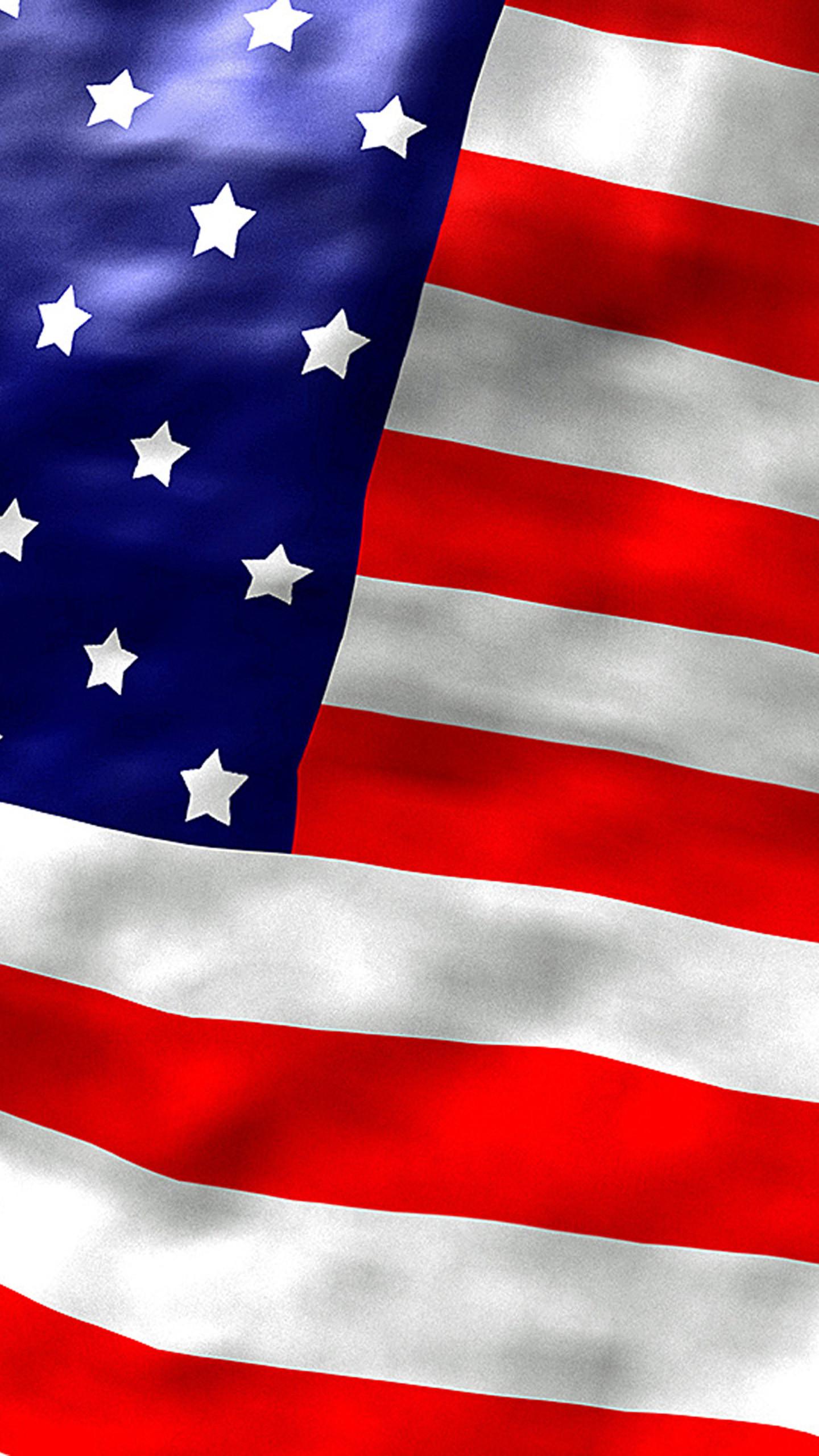 A beautiful American Flag