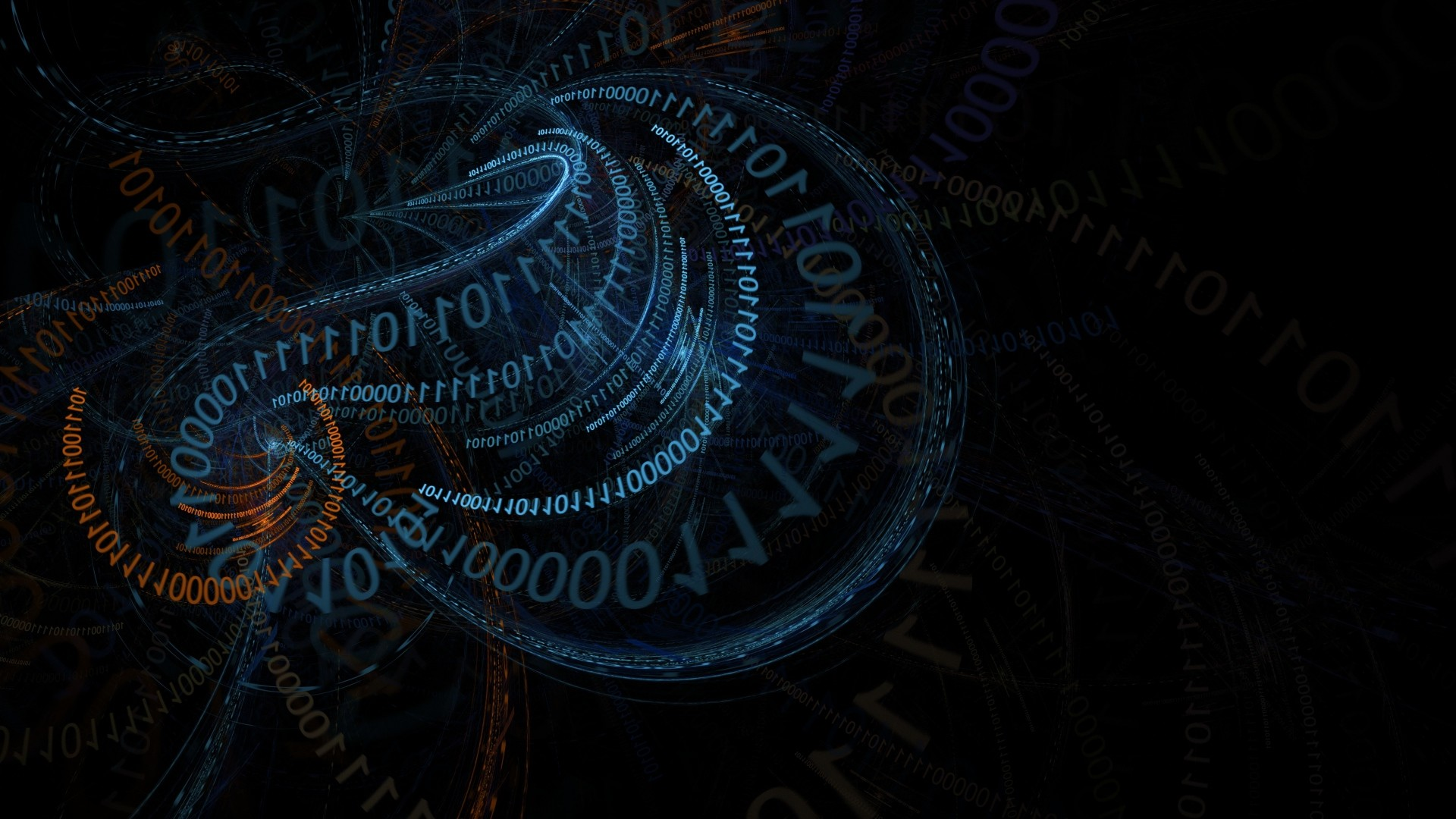 Preview wallpaper code, coding, binary code, abstract, patterns 1920×1080