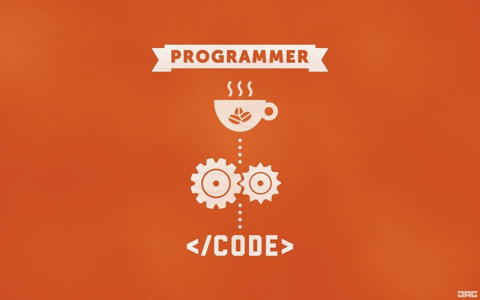 Technology Programming Wallpaper