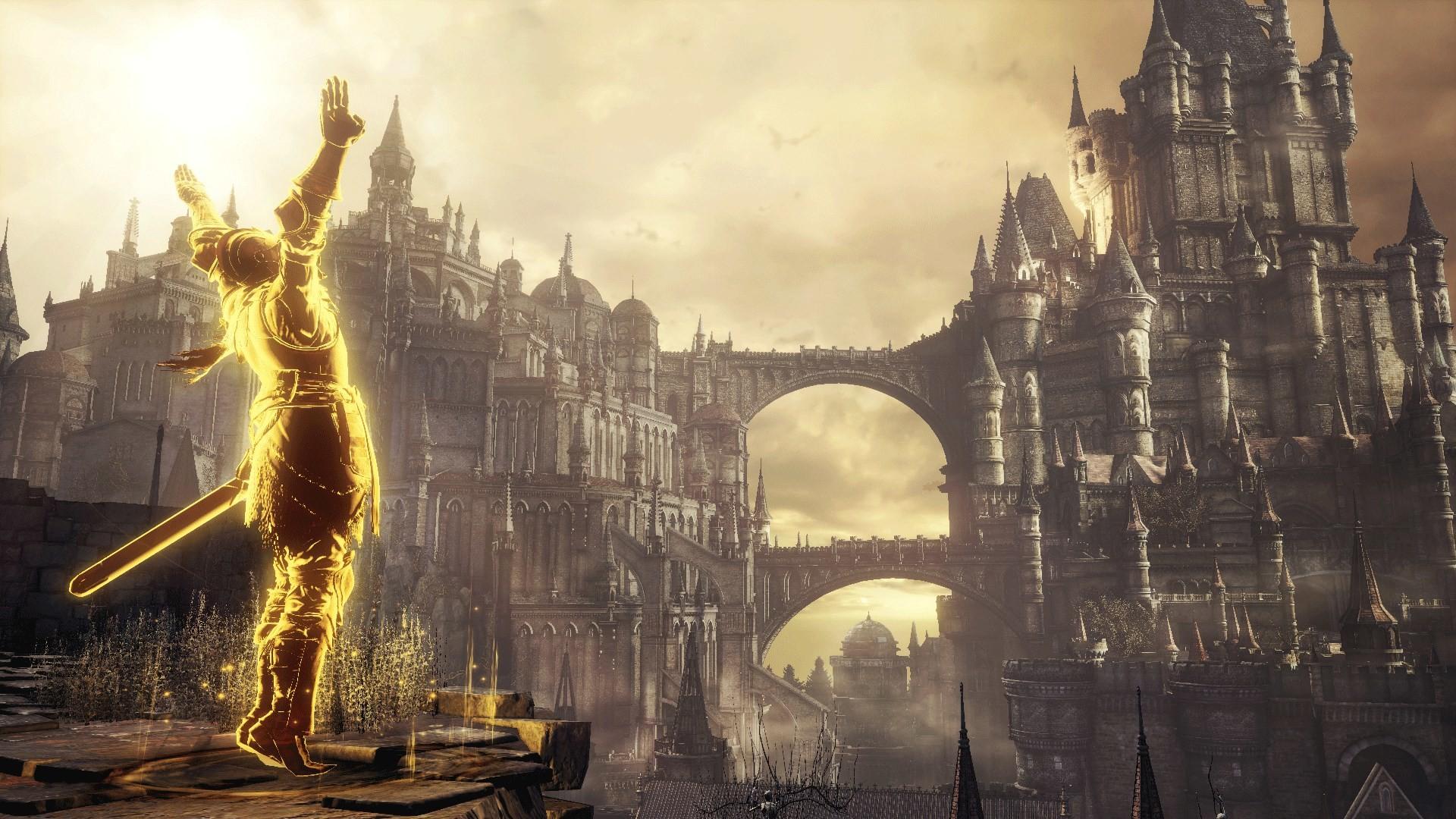 Praise the Sun in Dark Souls 3