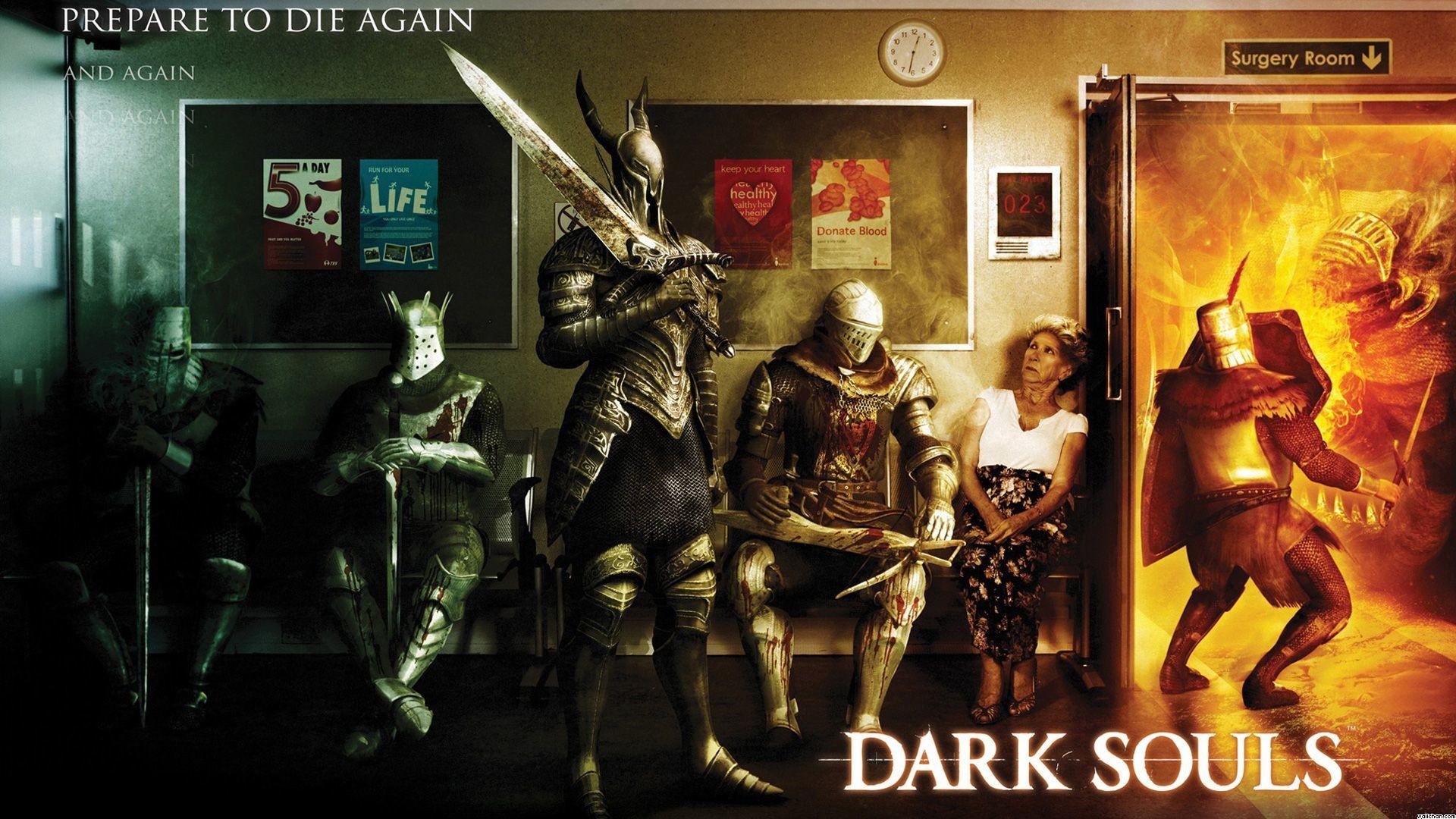 My favorite Dark Souls wallpaper.