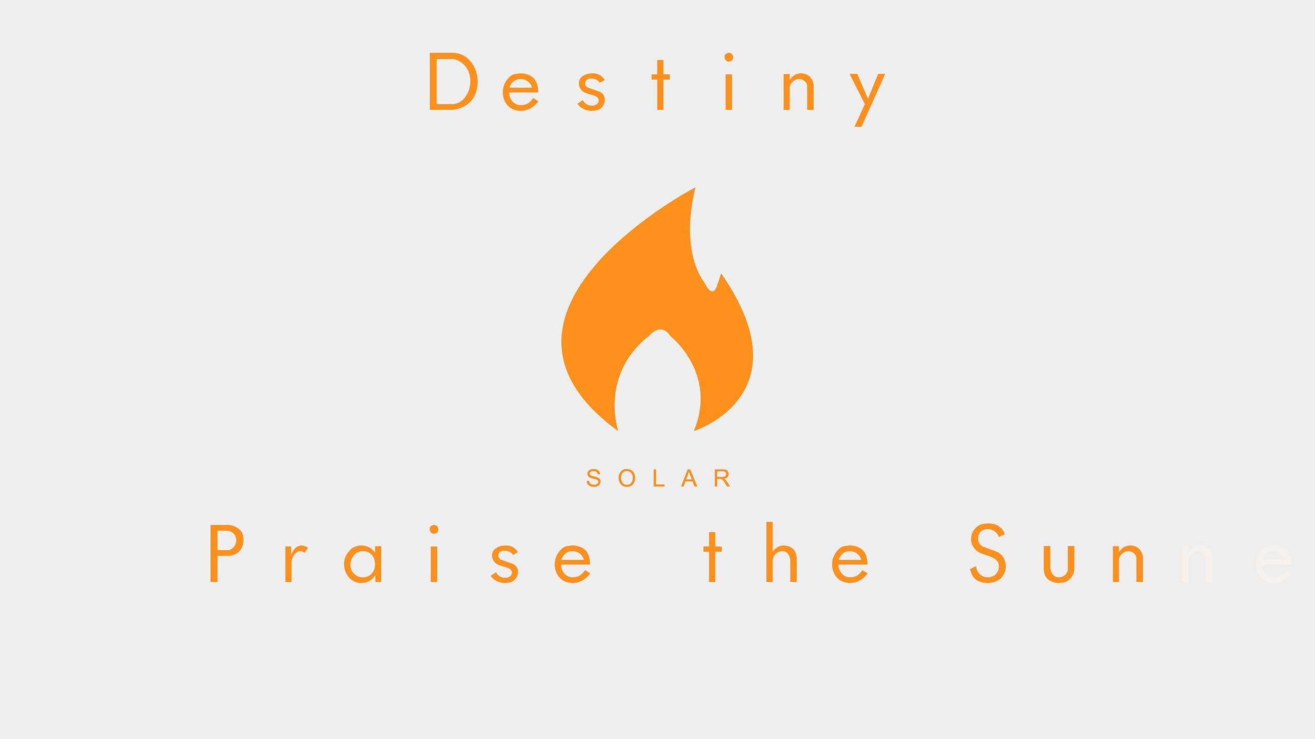 """""""It's Time to Praise the Sun!"""" – Destiny PVP clip"""