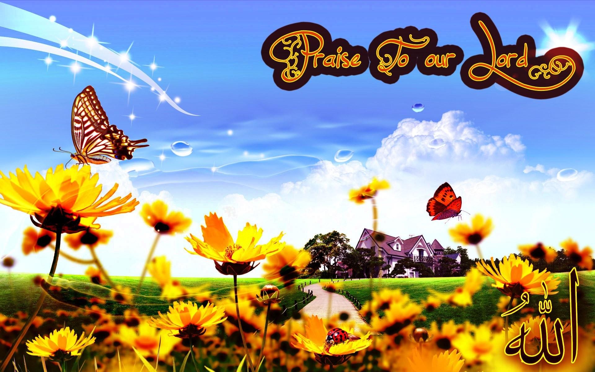 Praise; the sun 307199