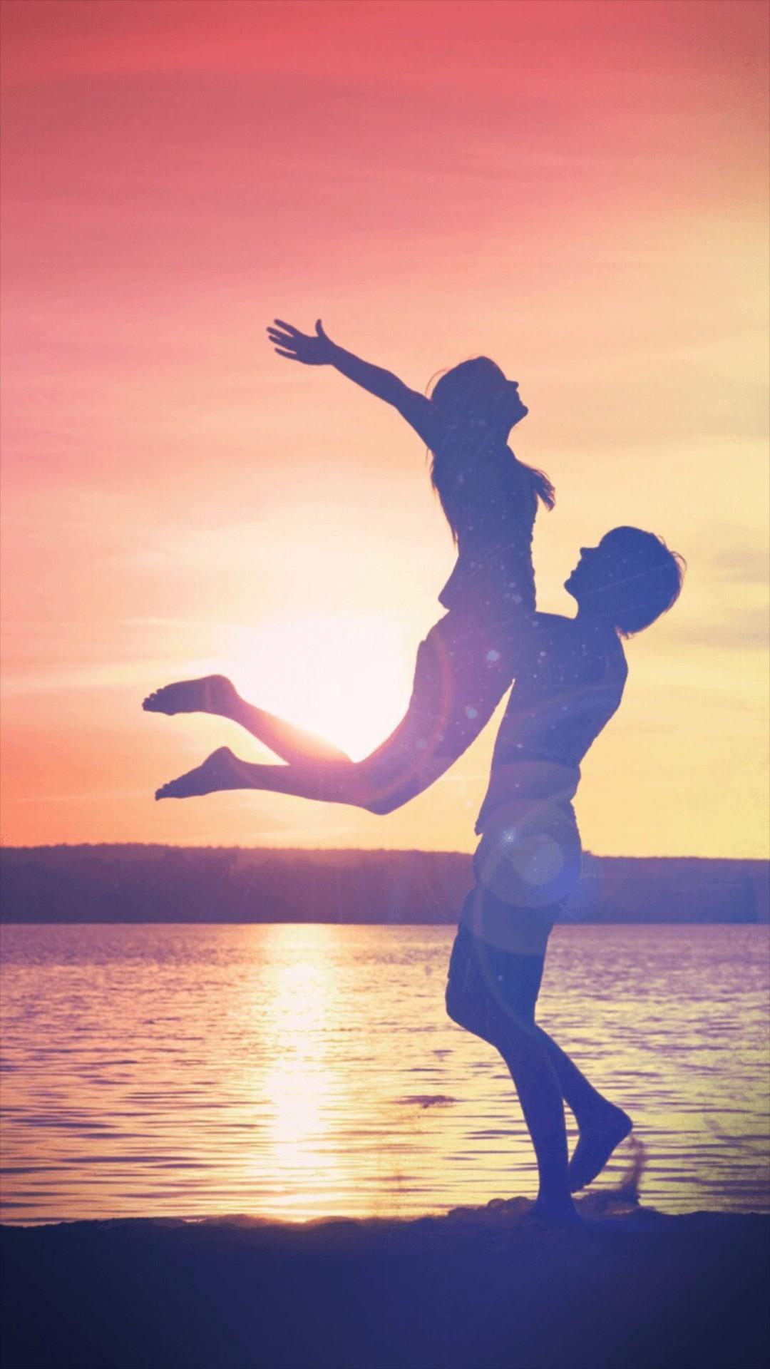 Do sol Cp amantes românticos iPhone 6 papel de parede · Teen  WallpaperWallpaper …