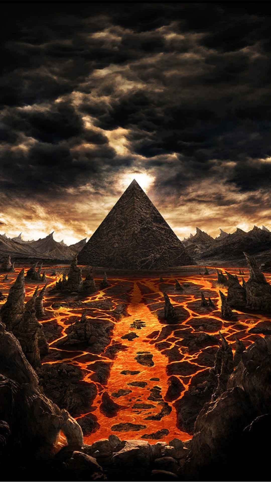 Designs Volcano iPhone 6 Plus Wallpapers – fire, mountai iPhone 6 Plus  Wallpapers