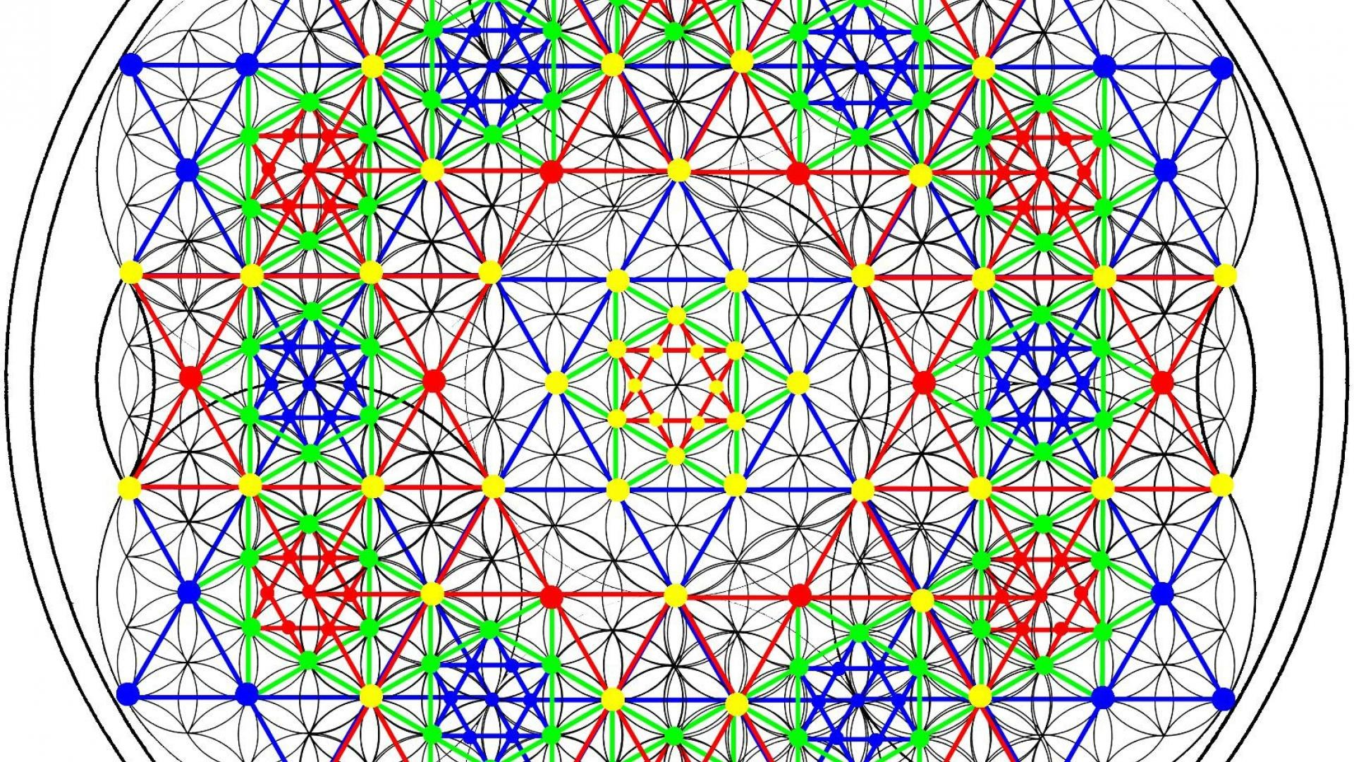 Sacred geometry – (#124055) – High Quality and Resolution Wallpapers .
