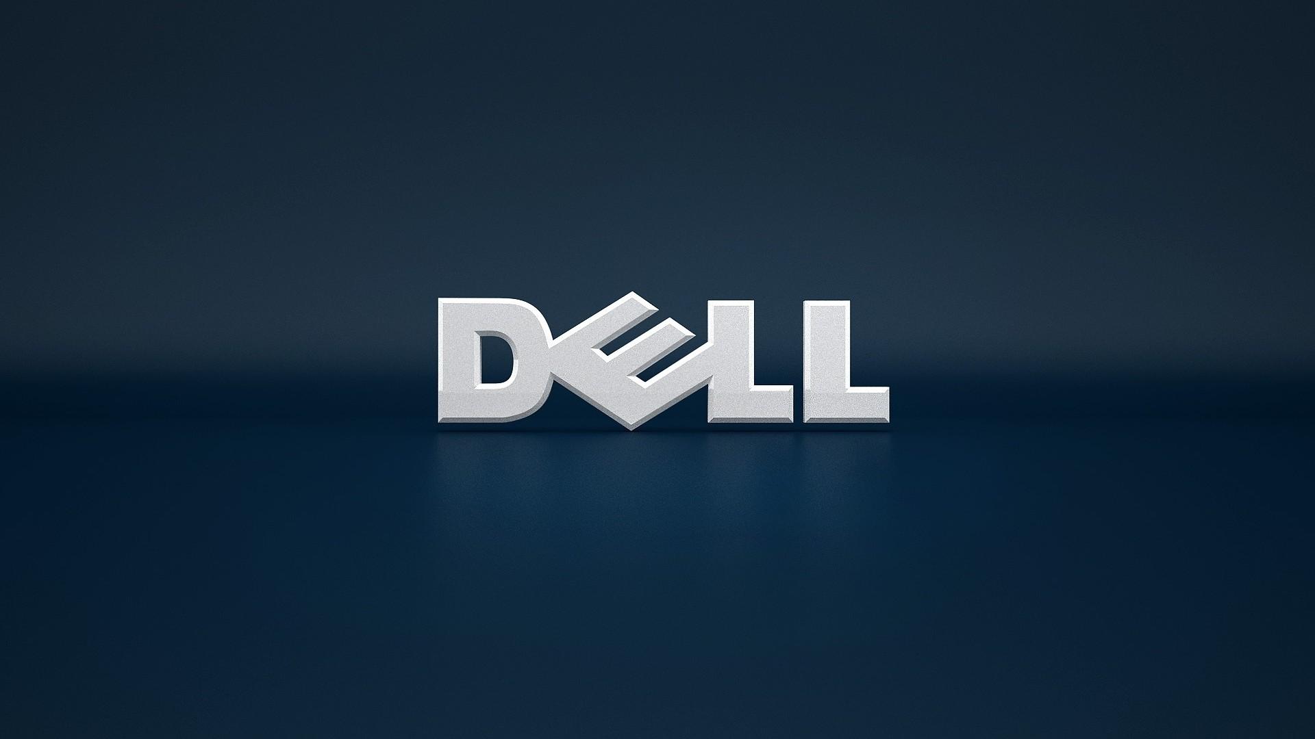 Preview wallpaper dell, company, computer, logo 1920×1080
