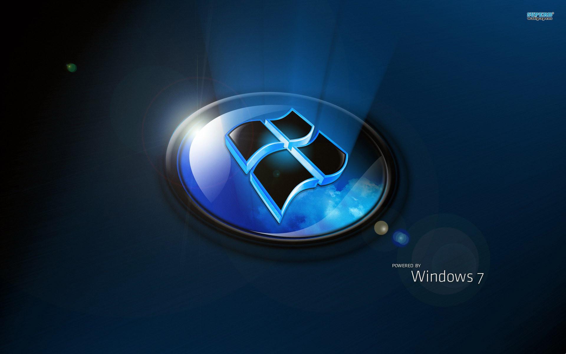 Windows 7 wallpaper 1920×1200