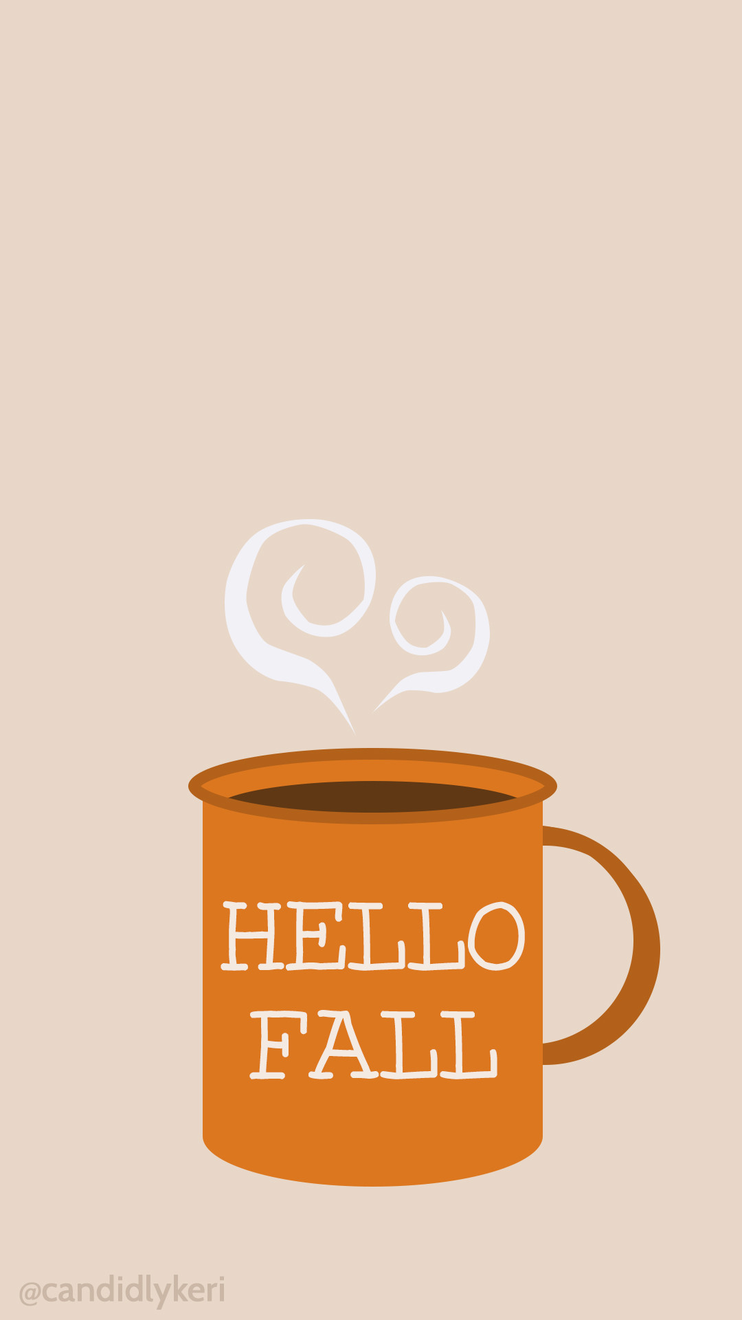 Hello Fall mug cute fall wallpaper 2016 wallpaper you can download for free  on the blog