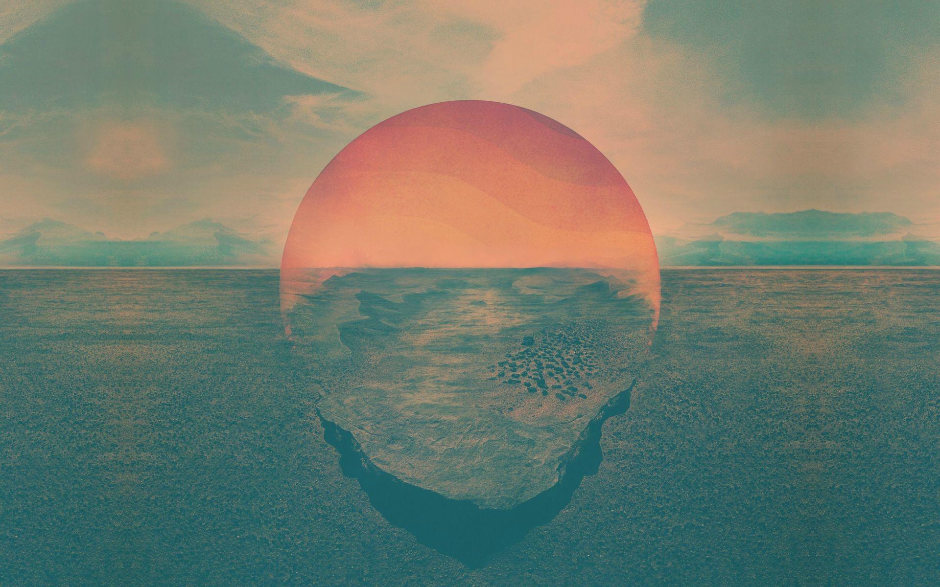 Tycho Dive album wallpaper.