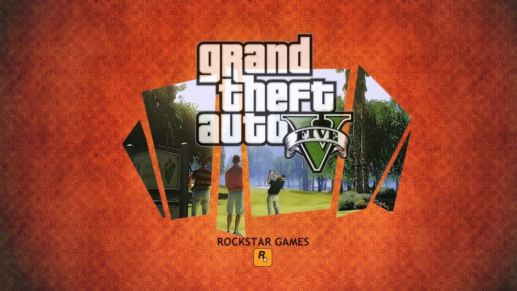 Preview wallpaper gta, grand theft auto 5, graphics, background, shot  2048×1152