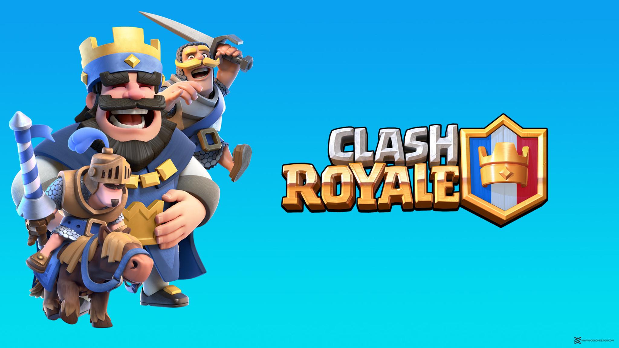Download Clash Royale Desktop HD 4k Wallpapers In Screen  Resolution