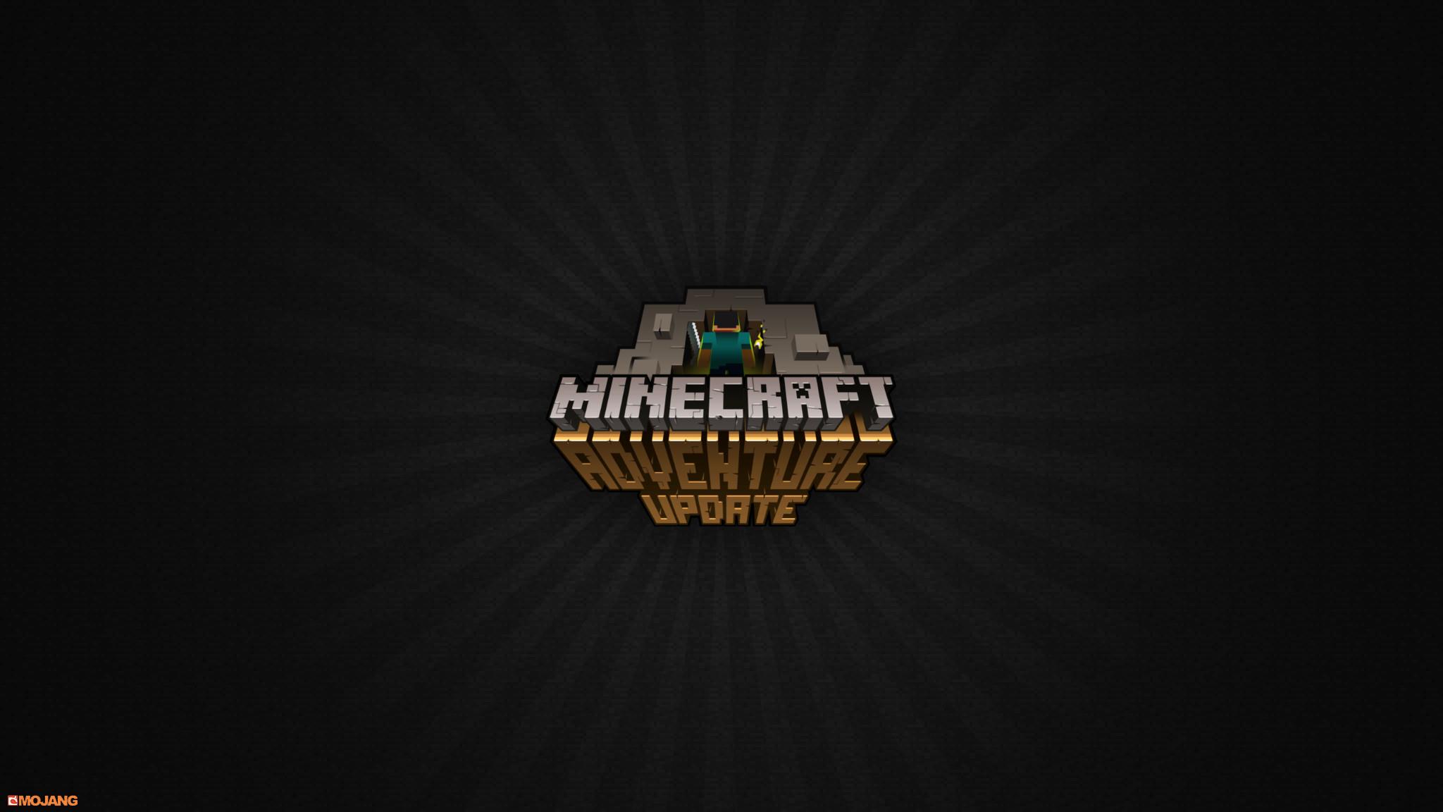 Minecraft 1.8 / Adventure Update Wallpaper [2048×1152] …
