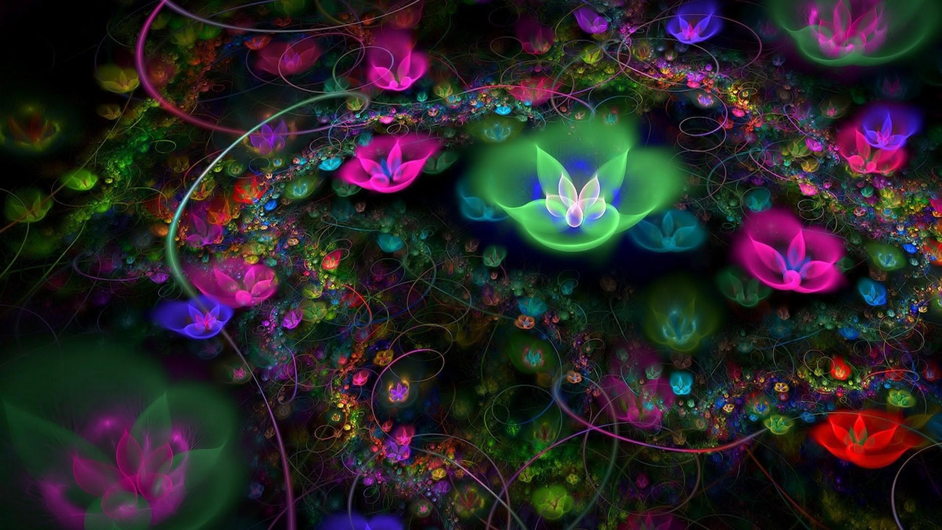 colors, background, fractal
