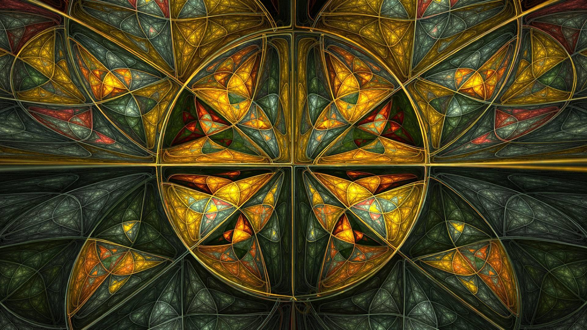 fractal Wallpaper Background | 749
