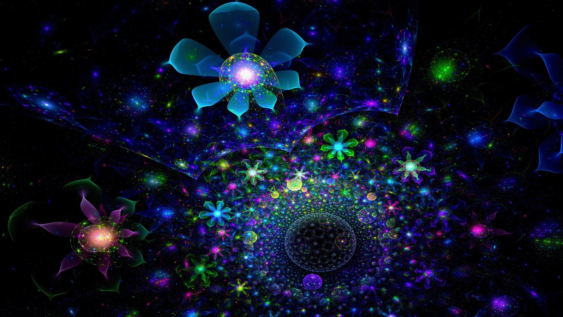 HD Fractals Wallpapers p 1920×1080 Fractal Wallpapers 1080p (36 Wallpapers)  | Adorable