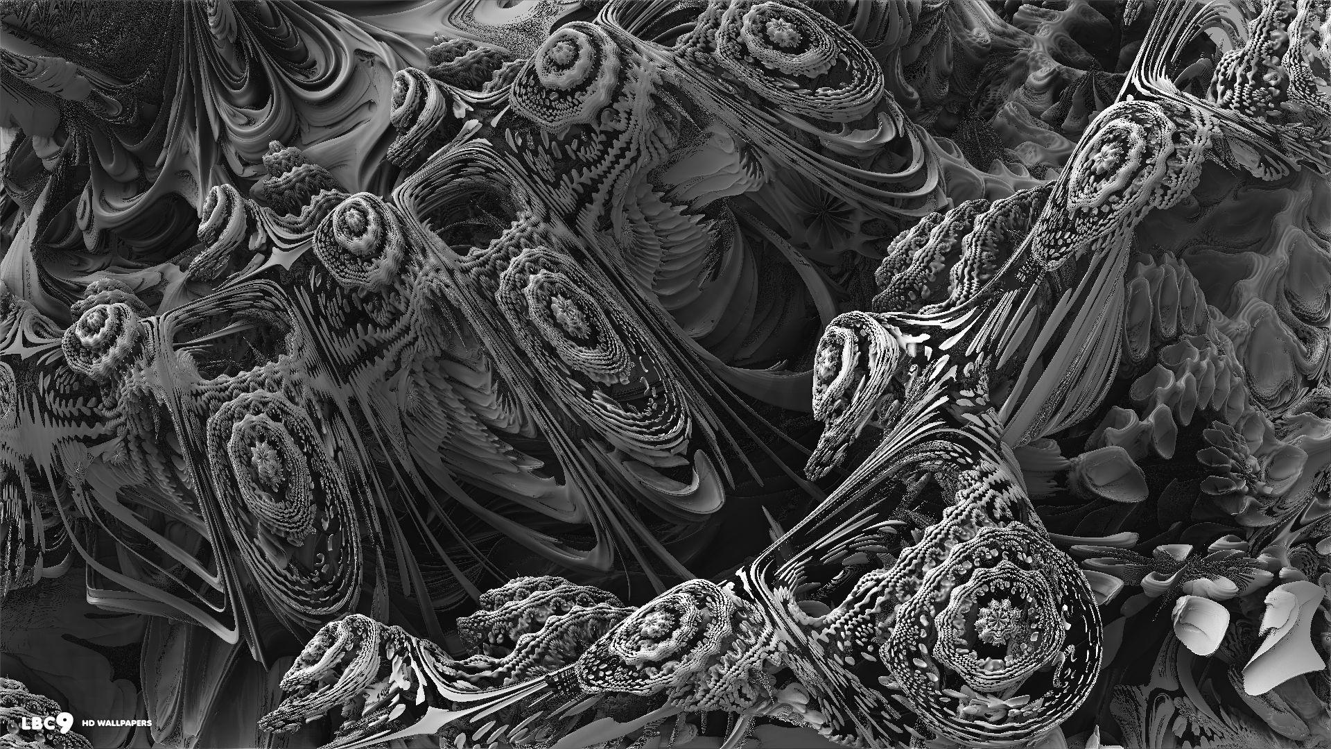 HD Fractals Wallpapers p 1920×1080