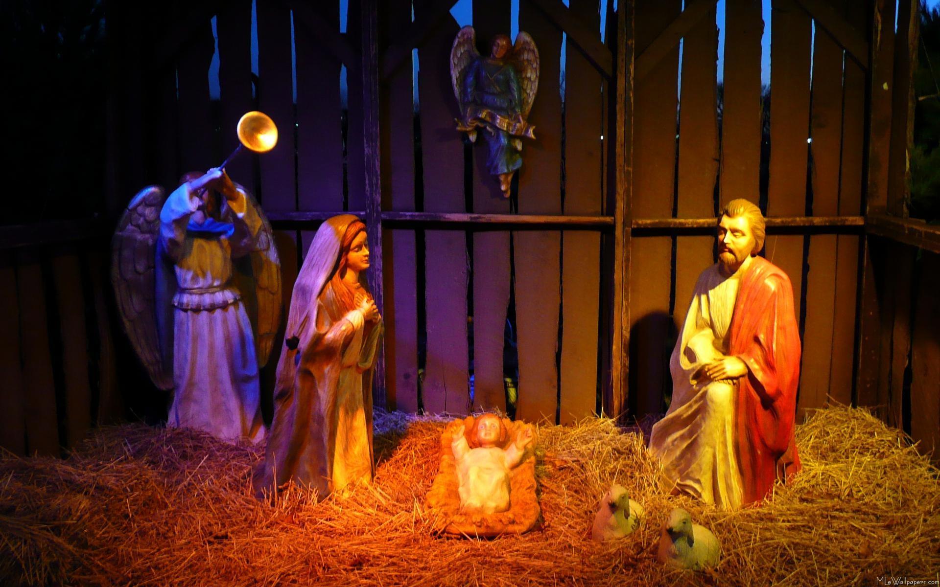 Free Christmas Nativity Backgrounds, wallpaper, Free Christmas .