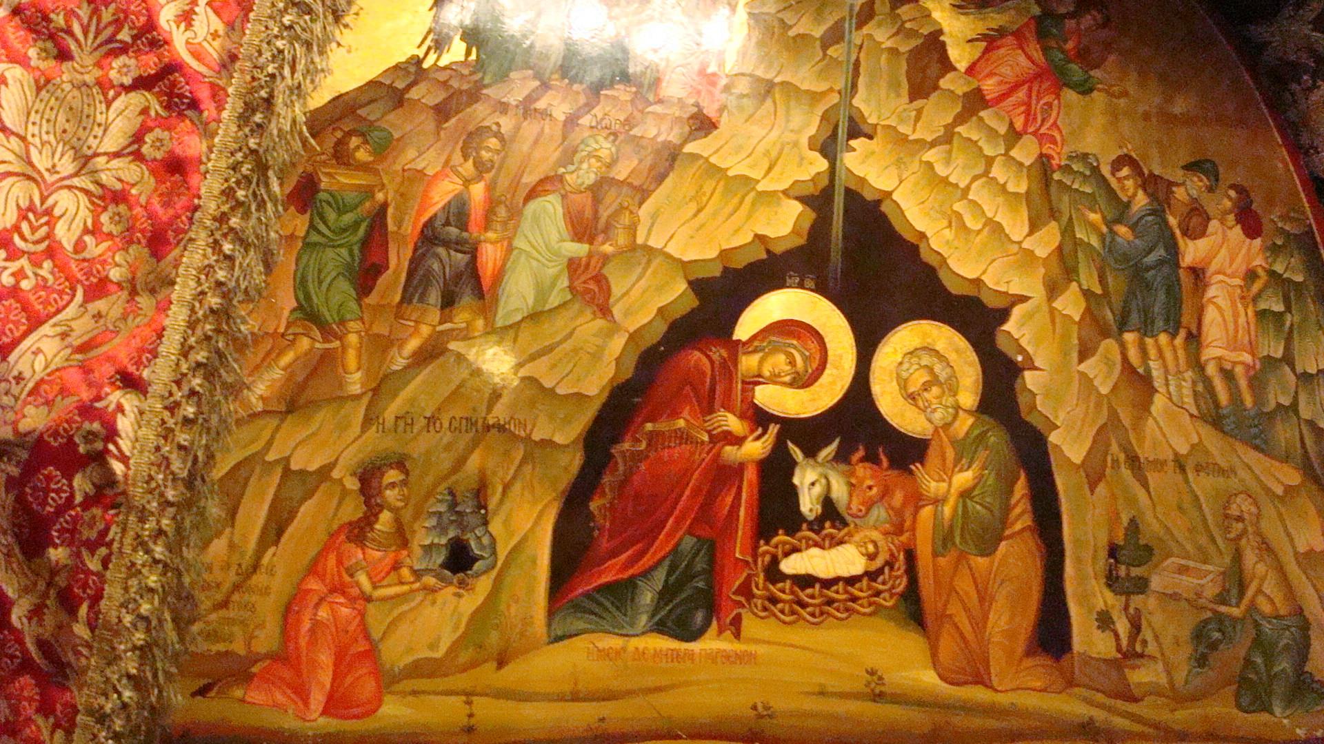 Nativity Backgrounds Group (33 )